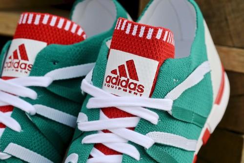adidas Originals Equipment Racing 93 PK - Sub Green / Ftwr White / Collegiate Red