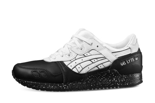 Asics Tiger Gel-Lyte III 'Oreo Pack' – White / Black