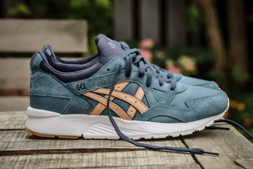 "ASICS Gel-Lyte V ""Planet"" Pack - Blue Mirage / Sand"