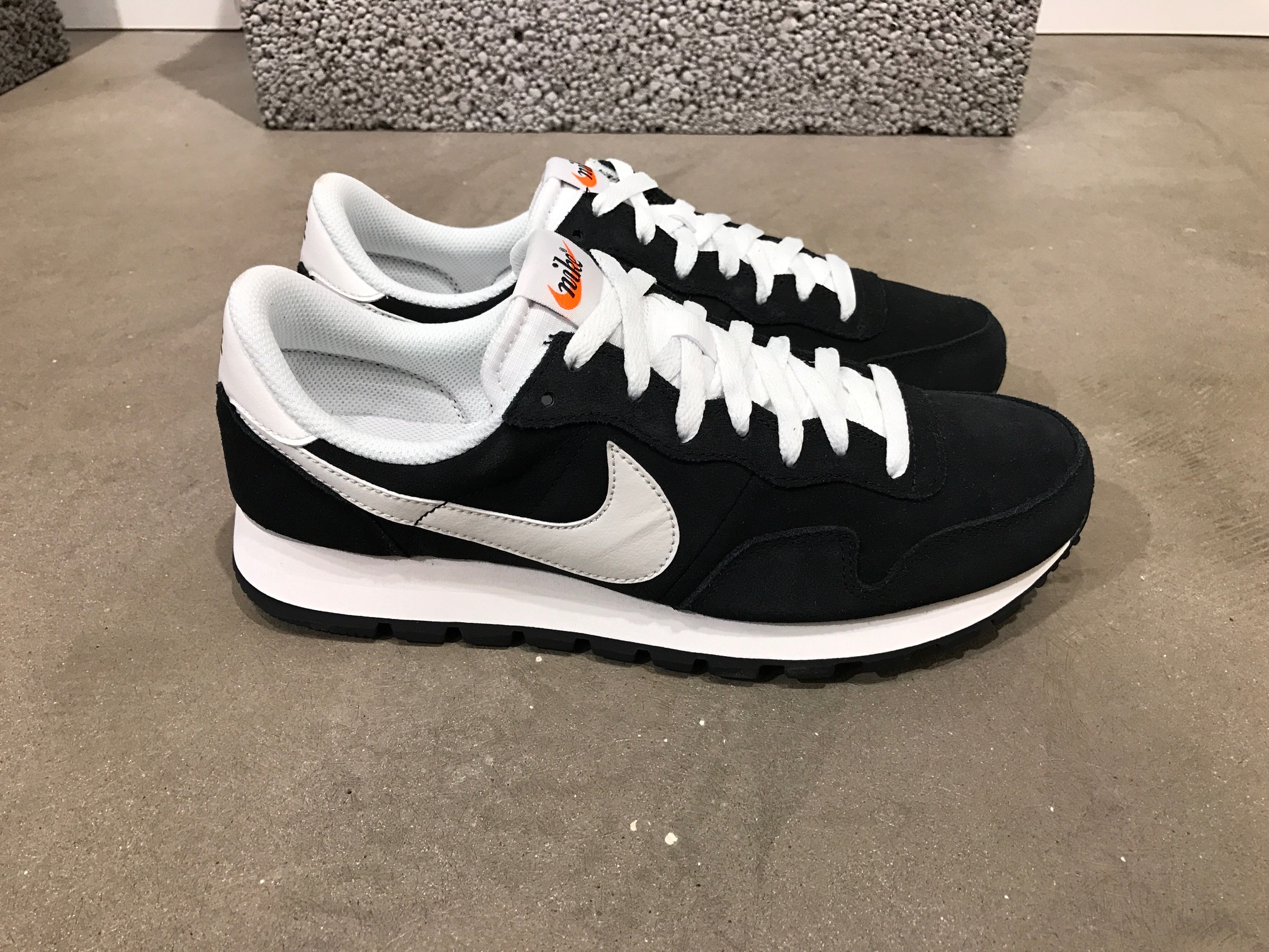 599a8c09dbb Nike Air Pegasus 83 LTR – Black   Summit White – STASP