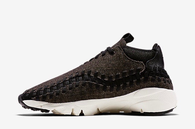 72fb9689971b Nike Air Footscape Woven Chukka SE – Black   Ivory   Black – STASP