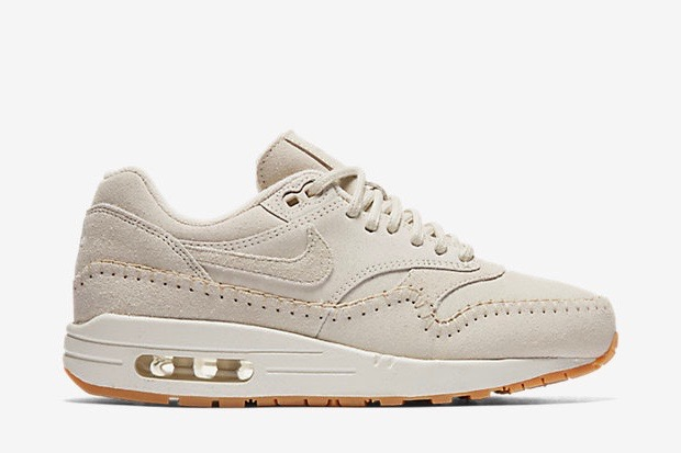 Nike Wmns Air Max 1 PRM – Birch / Ivory / Birch – STASP