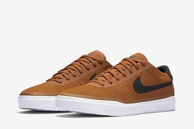 abajo principal peine  Nike SB Bruin Hyperfeel – Hazelnut / Black / White – STASP