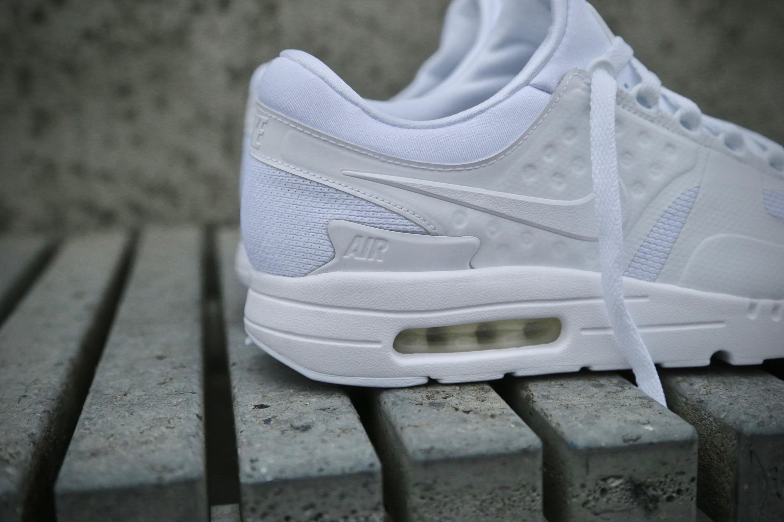 186cac6ad2 Nike Air Max Zero Essential – White / White / Wolf Grey – STASP