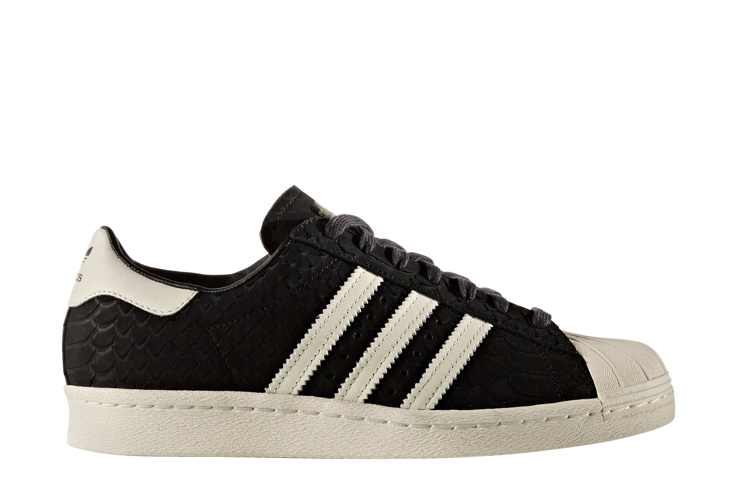 reputable site c53bc 5482a adidas Originals Superstar 80s W - Utility Black / Off White / Off White