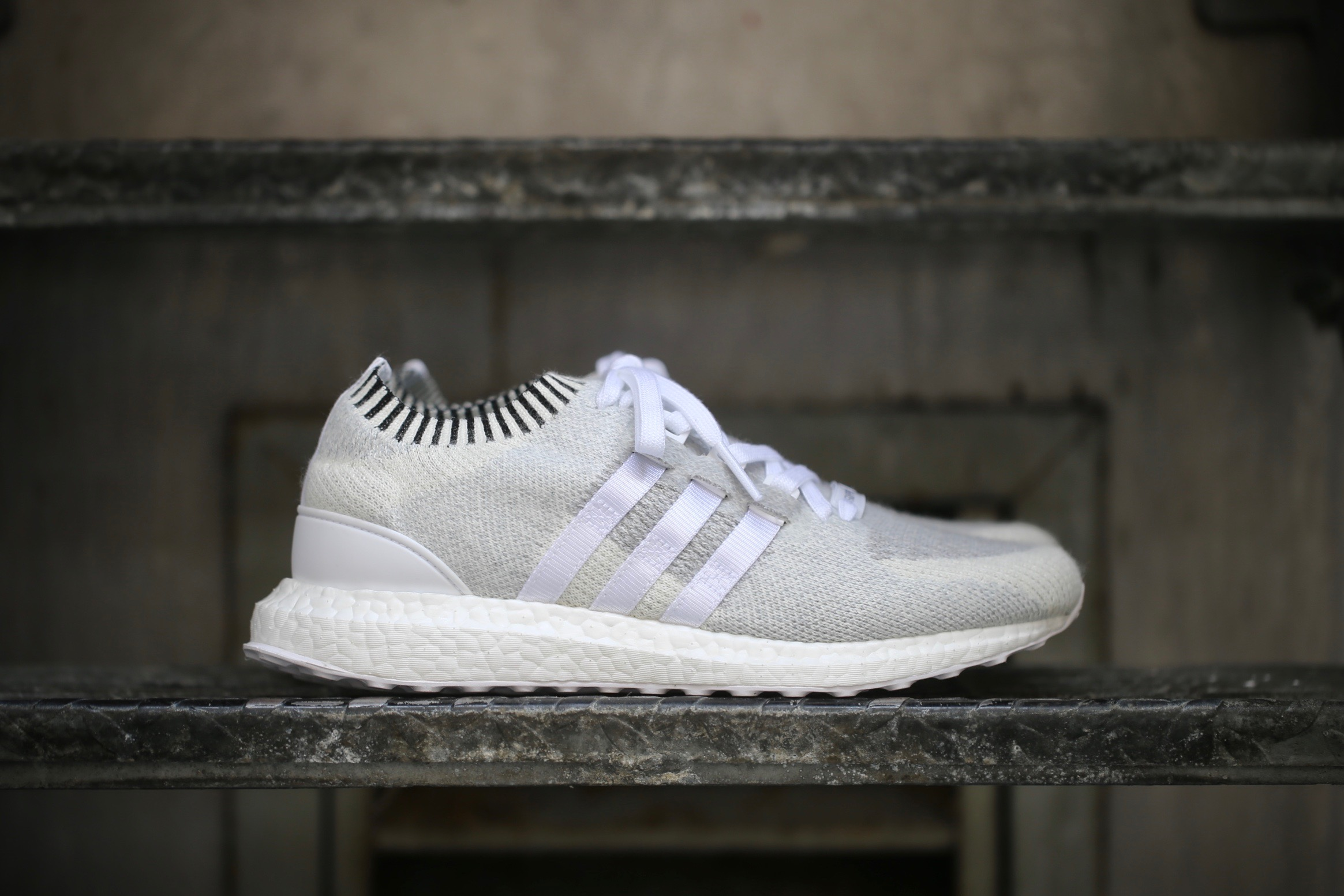 sale retailer 901f4 9b755 adidas Originals EQT Support Ultra PK - Vintage White / Ftwr White / Core  Black