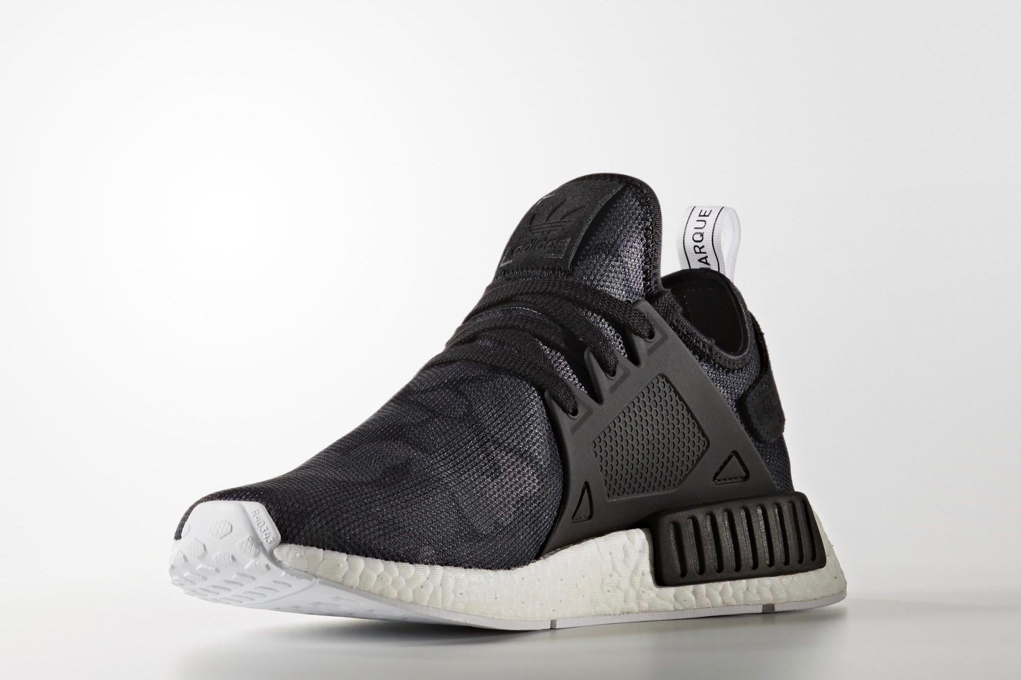 adidas Originals NMD_XR1 – Core Black Ftwr White – STASP