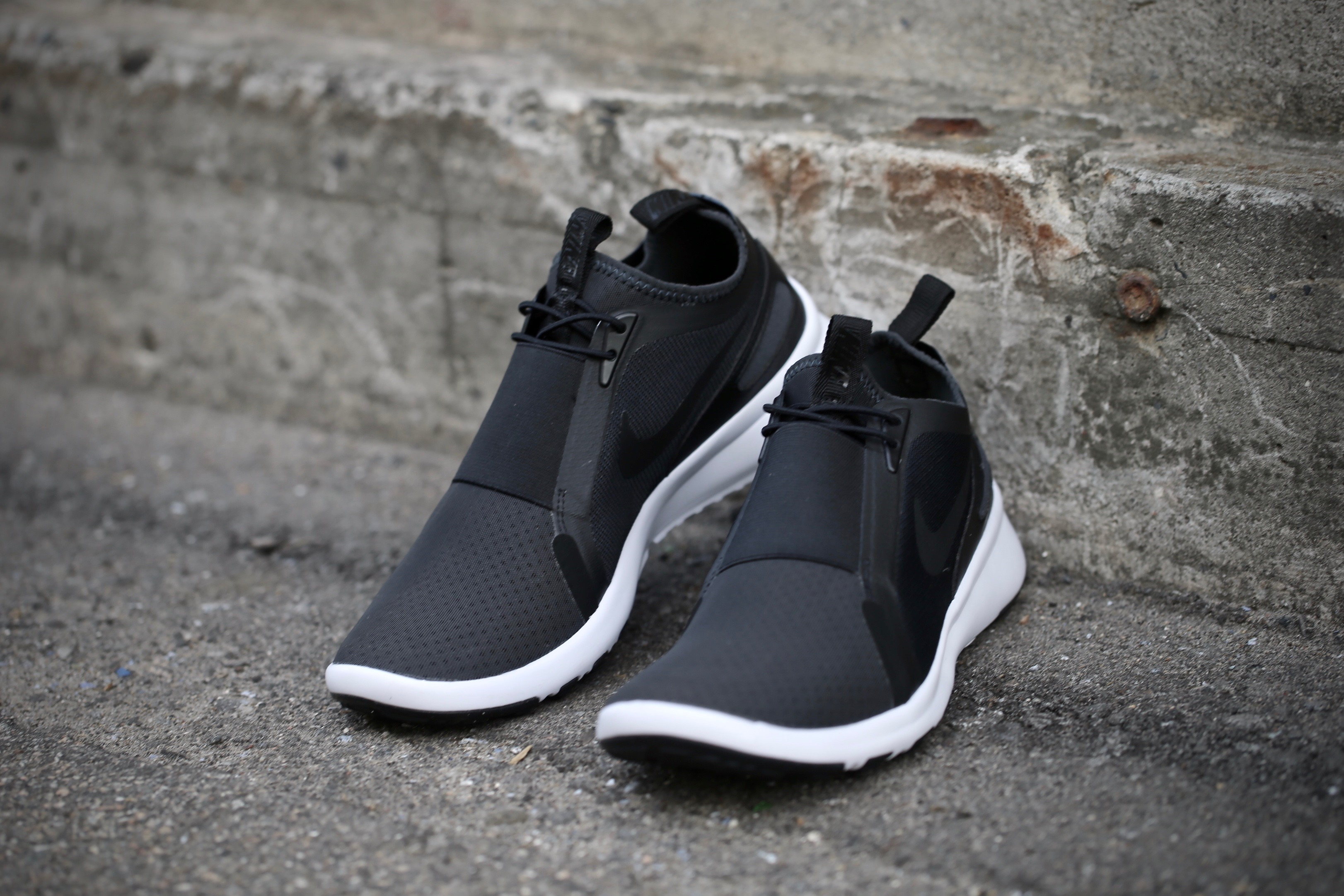 76302ed83e3d Nike Current Slip On – Black   Black   Anthracite – STASP