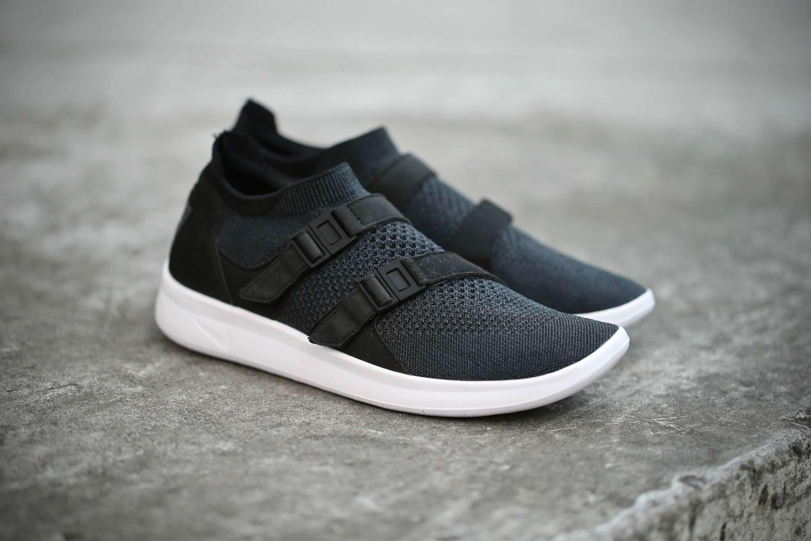 432eea837d9b Nike Air Sock Racer Ultra Flyknit – Black   Anthracite   Black ...