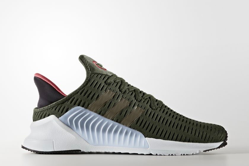 outlet store 26dd0 a5fac adidas Originals Climacool 0217 – Night Cargo  Trace Olive  Ftwr White –  STASP