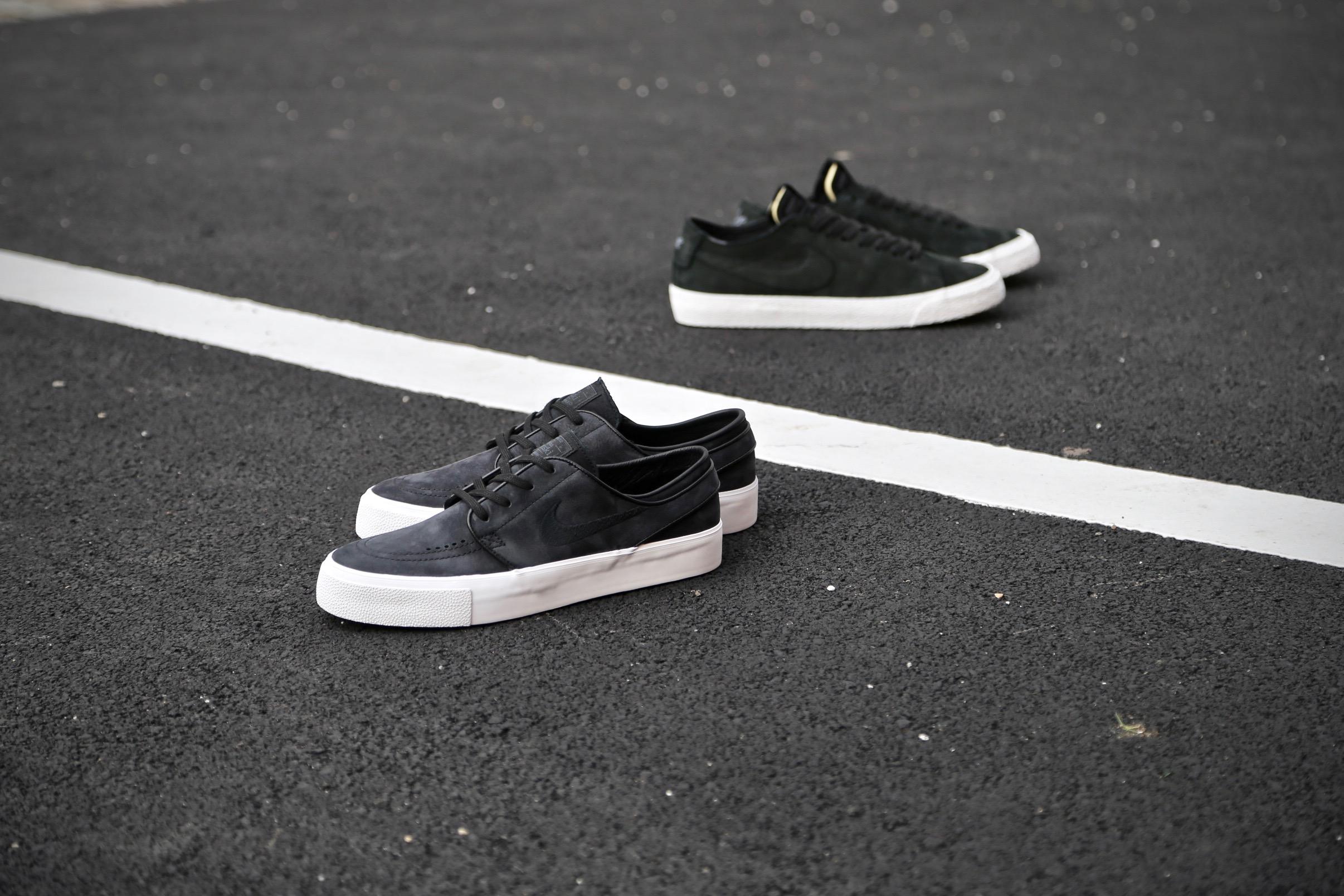 Nike SB Zoom Blazer Low Decon Black Anthracite
