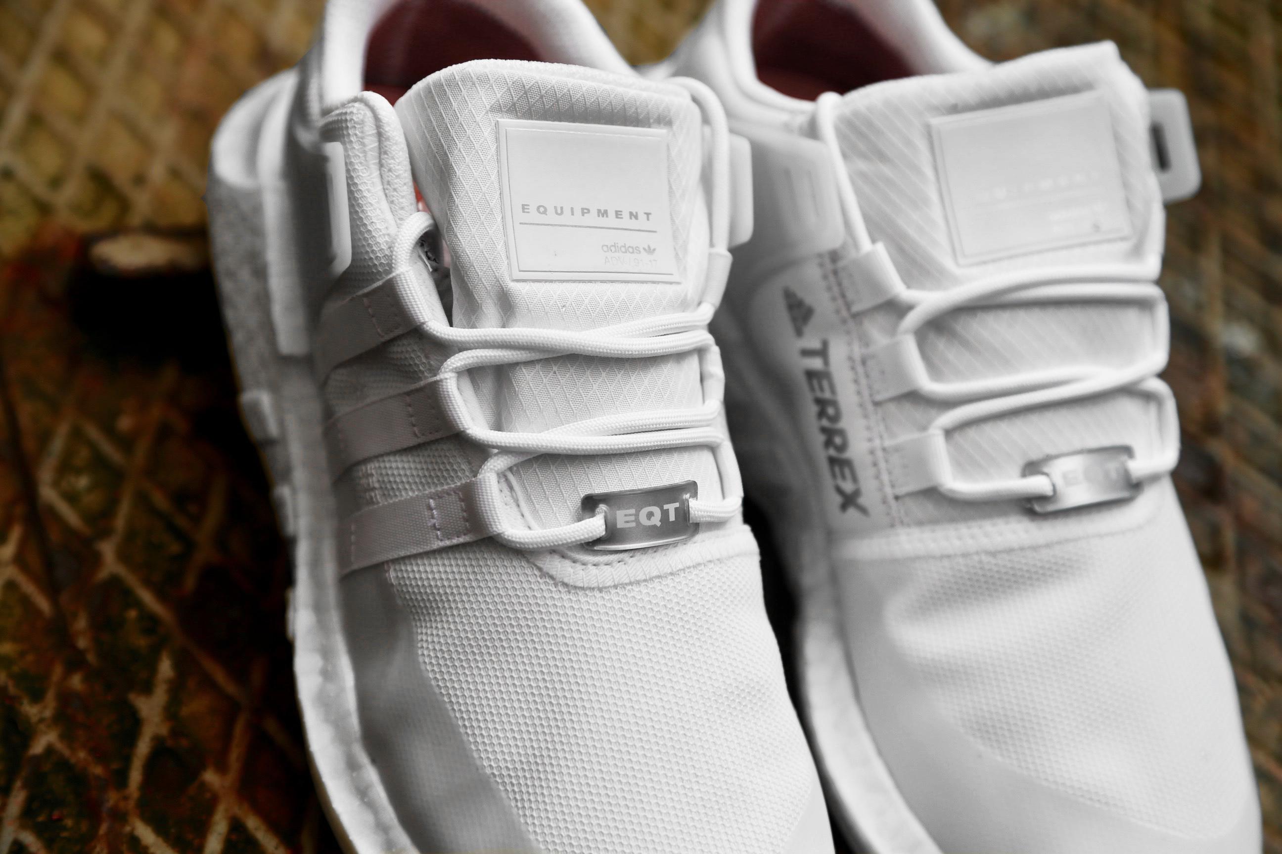 adidas Originals EQT Support 9317 GTX - Ftwr White Ftwr