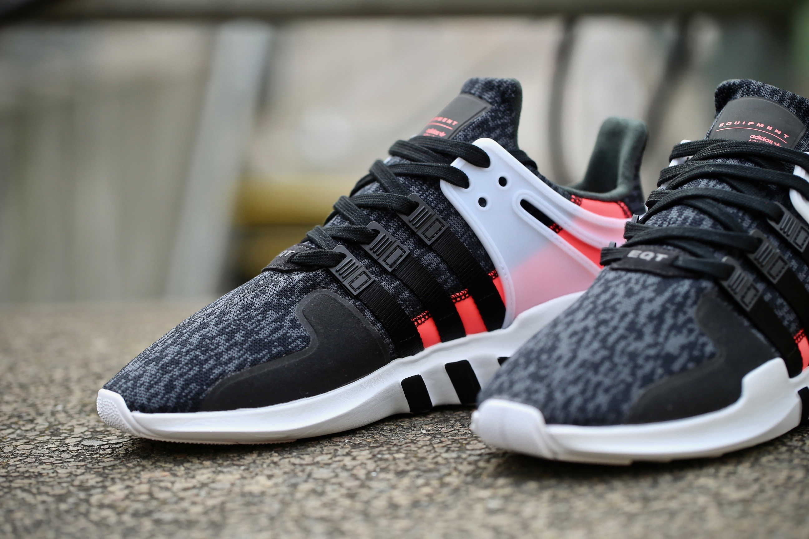 adidas originals EQT Support ADV Men's Running Shoes Core