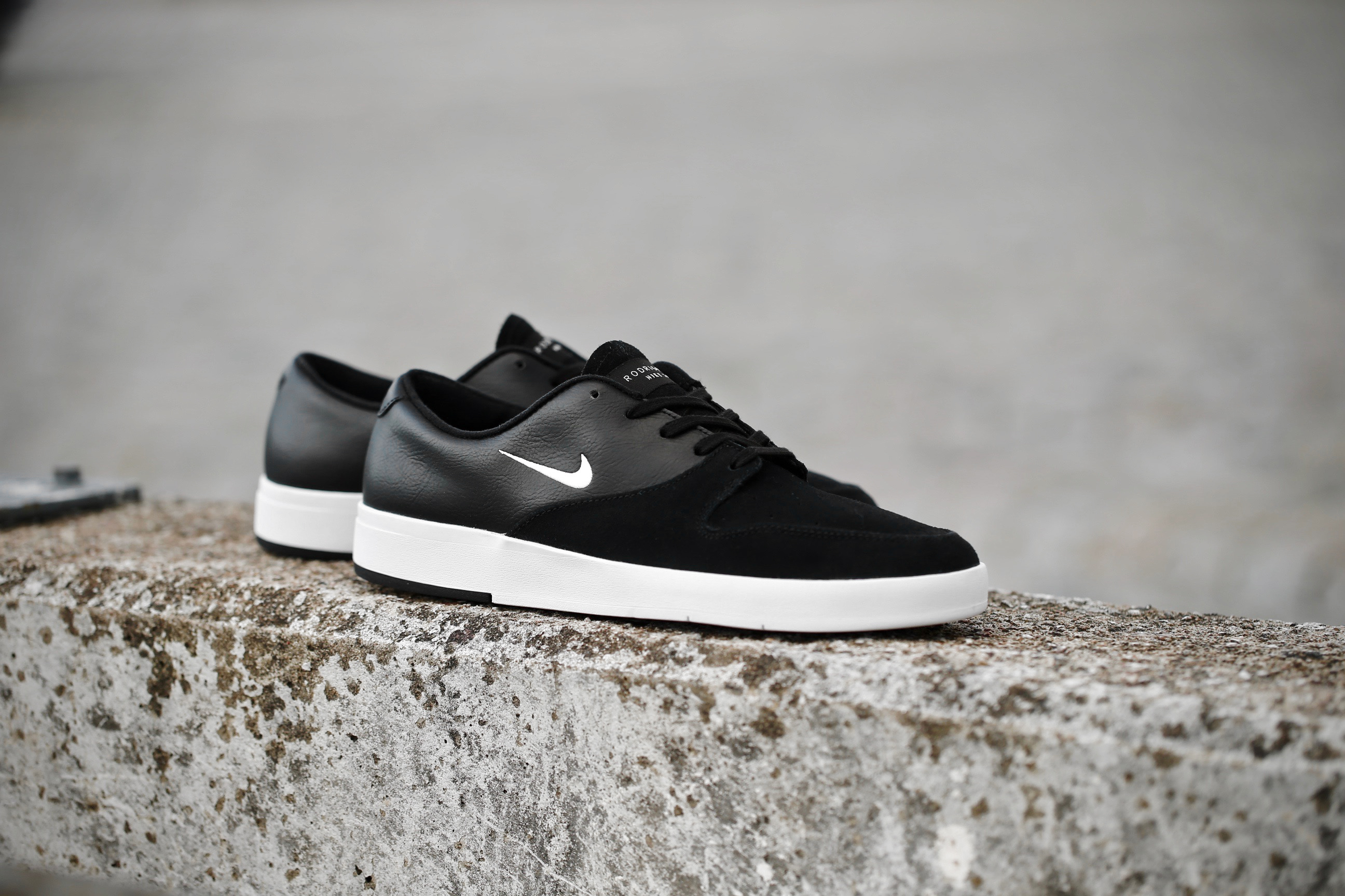 on sale price reduced outlet store Nike SB Zoom P-Rod X - Black / White