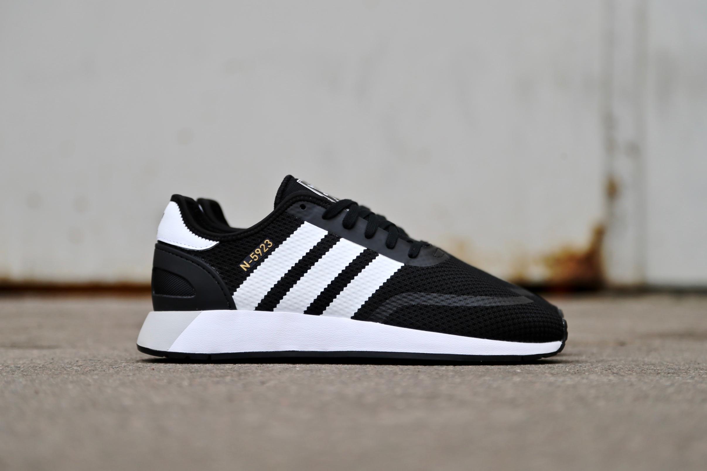 adidas Originals N 5923 Core Black White