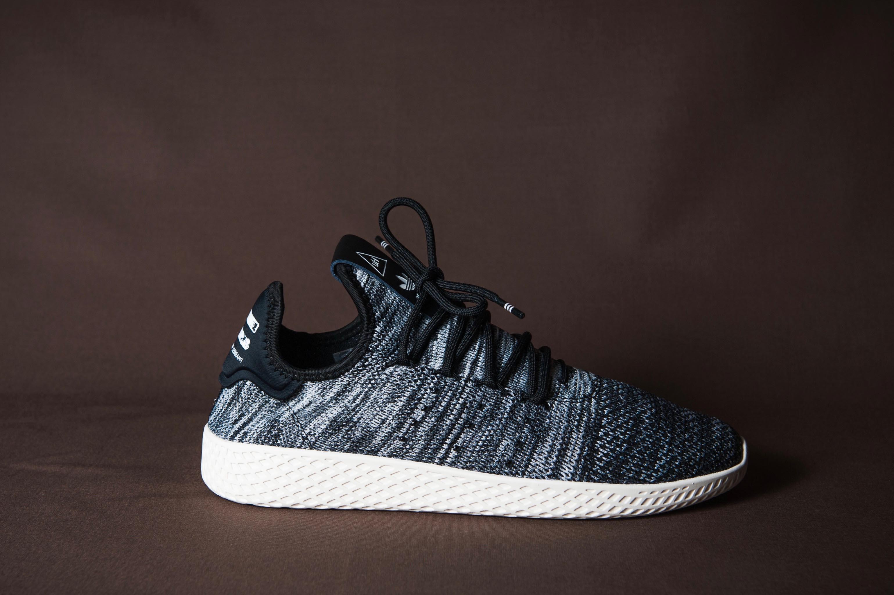 1e3fca9d3b4 adidas Originals PW Tennis HU PK – Chalk White   Core Black   Ftwr ...