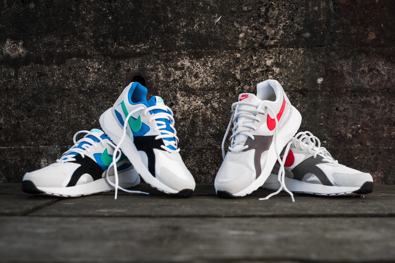 Nike Herren Sneaker Pantheos WhiteKinetic Green