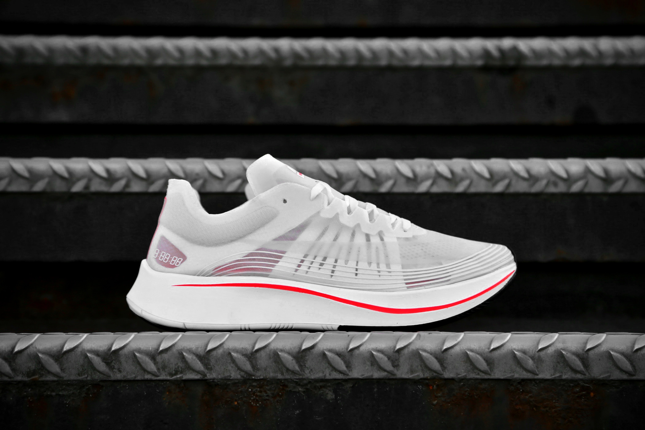 920ffdafbc4d Nike Zoom Fly SP – White   Sail   Bright Crimson – STASP