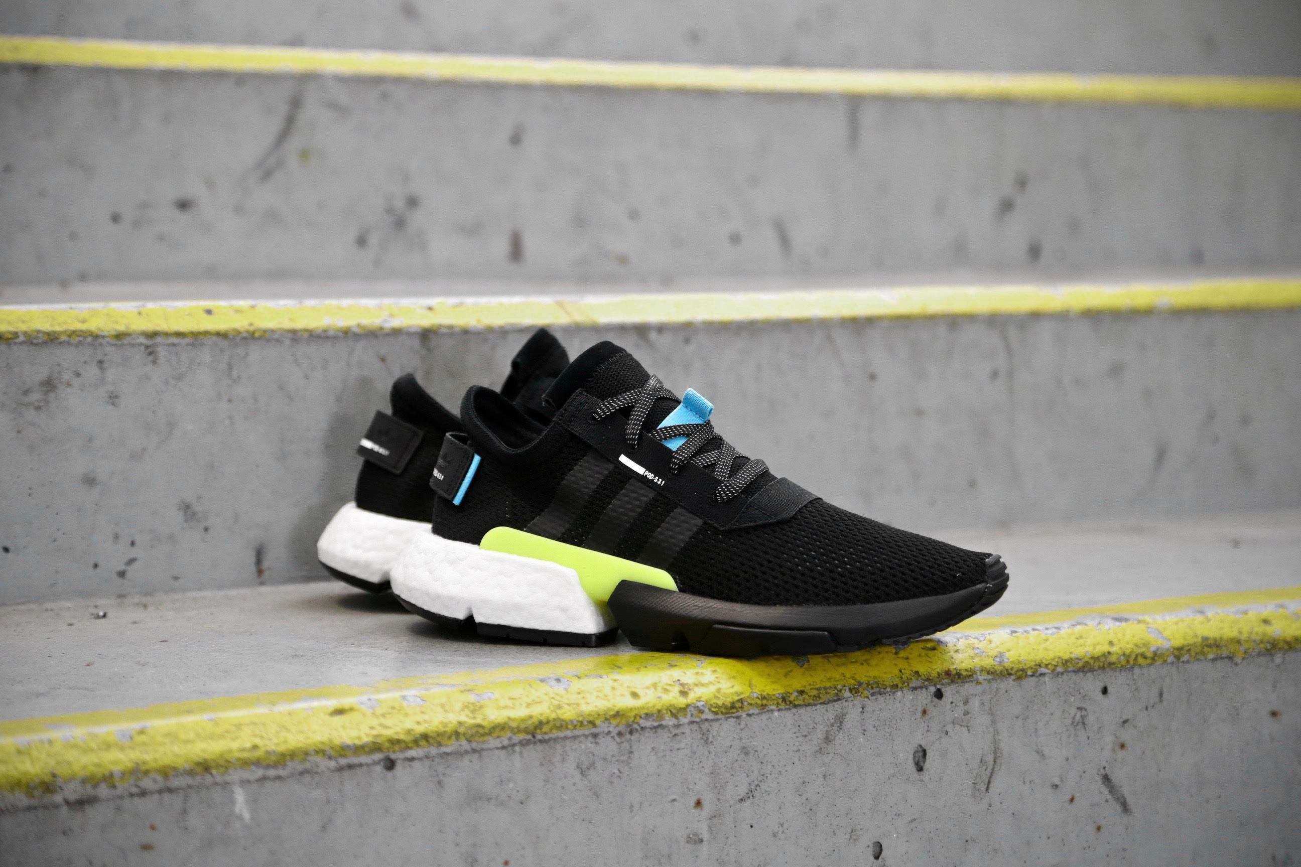 217b809ac98f69 adidas Originals POD-S3.1 – Core Black / Ftwr White – STASP
