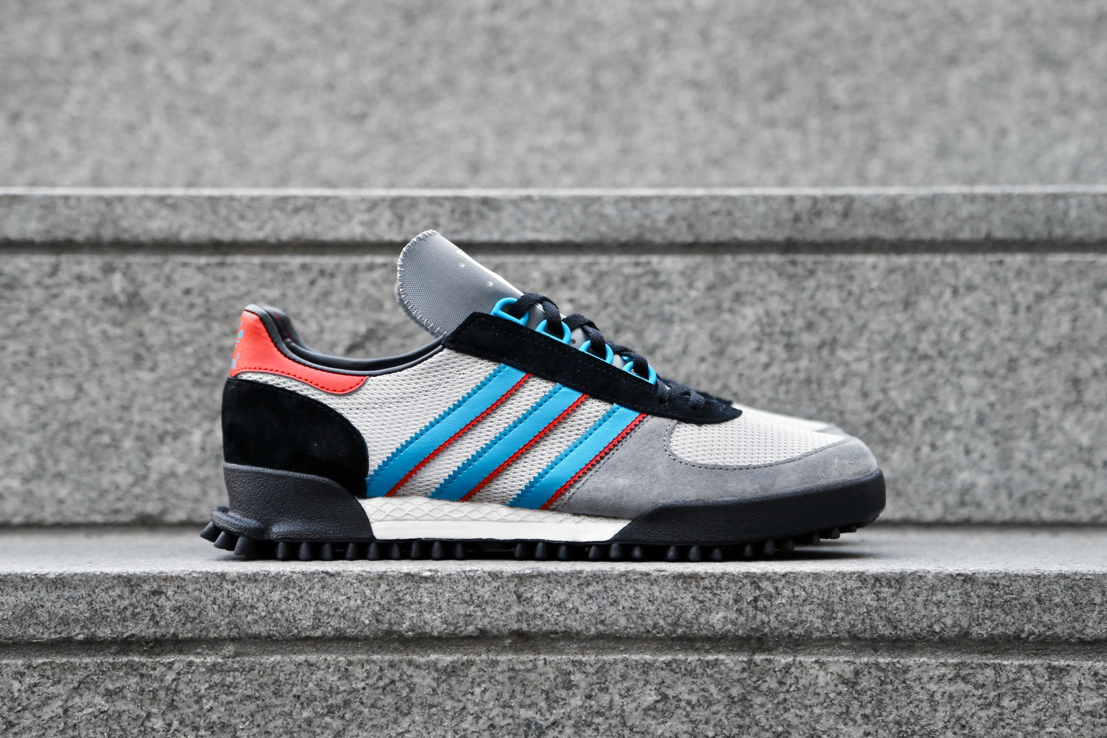 adidas Originals Marathon TR – Grey Three   Core Black   Chalk White ... e7f472133