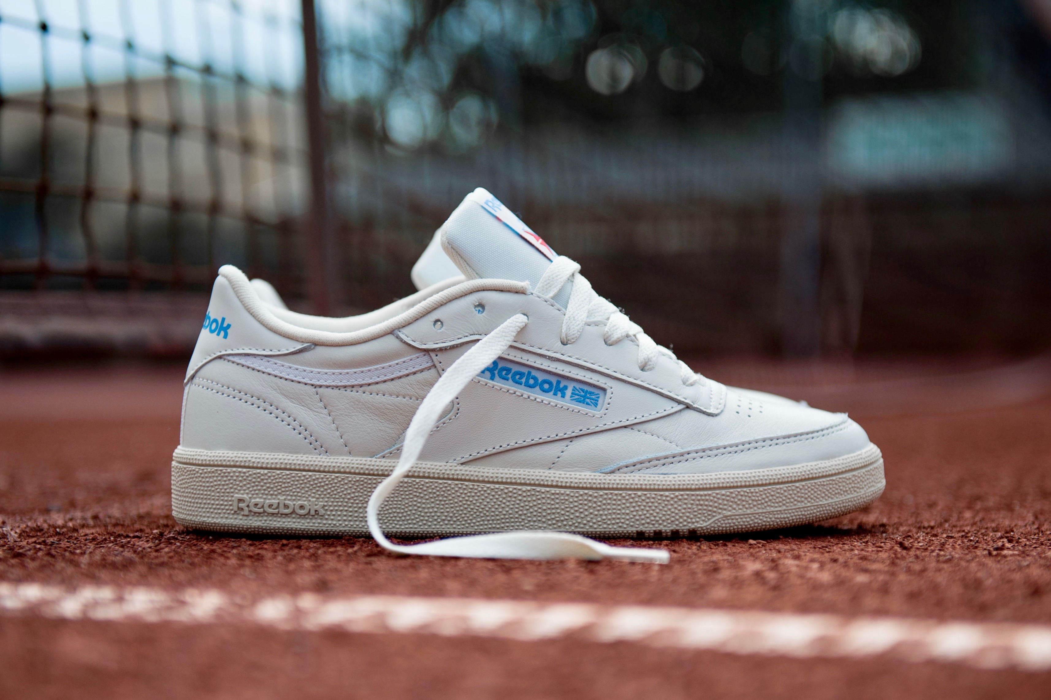 Reebok W Club C 85 – Vintage Chalk Paper White Athletic