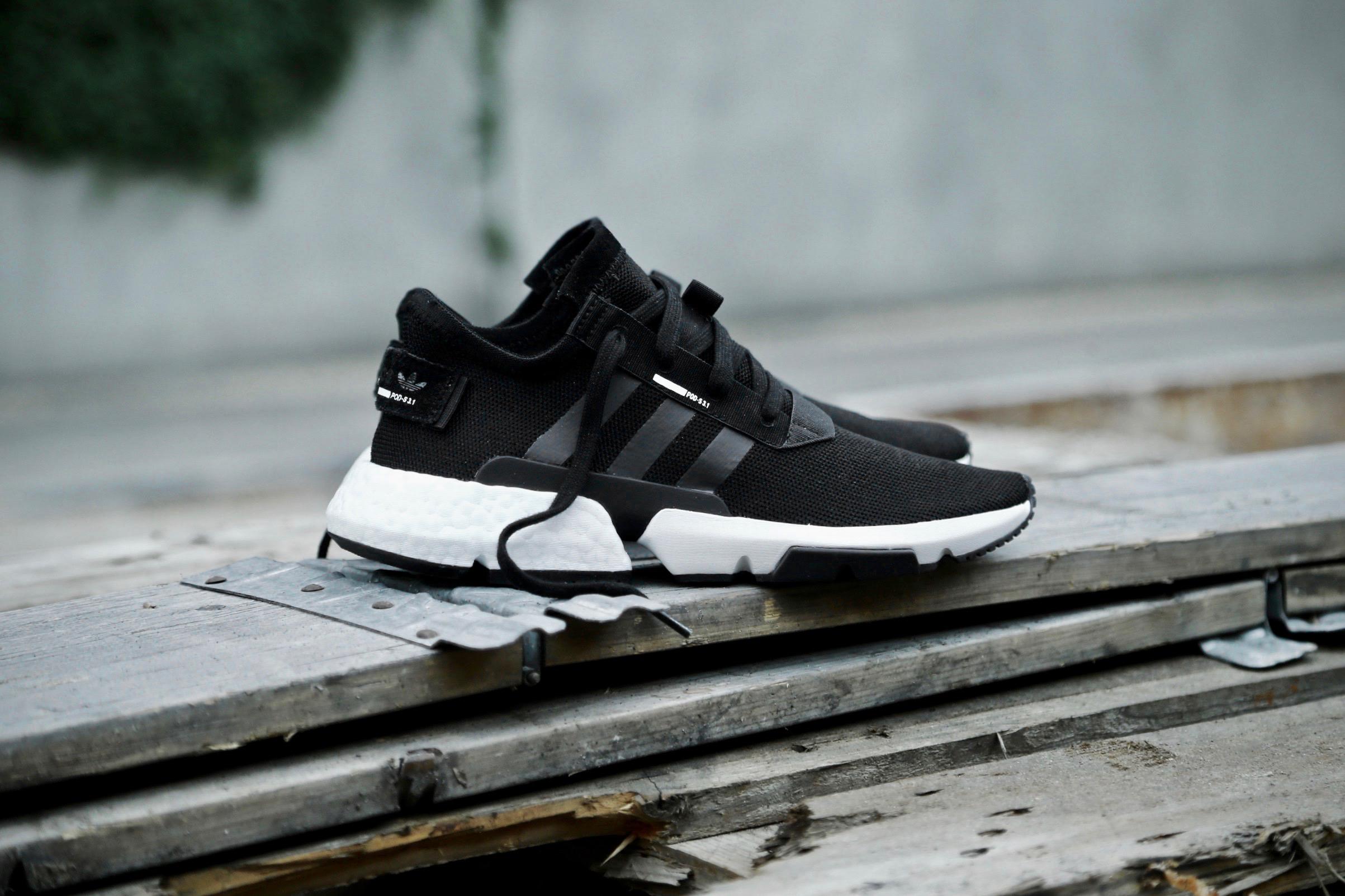 adidas Originals POD S3.1 Core Black Ftwr White
