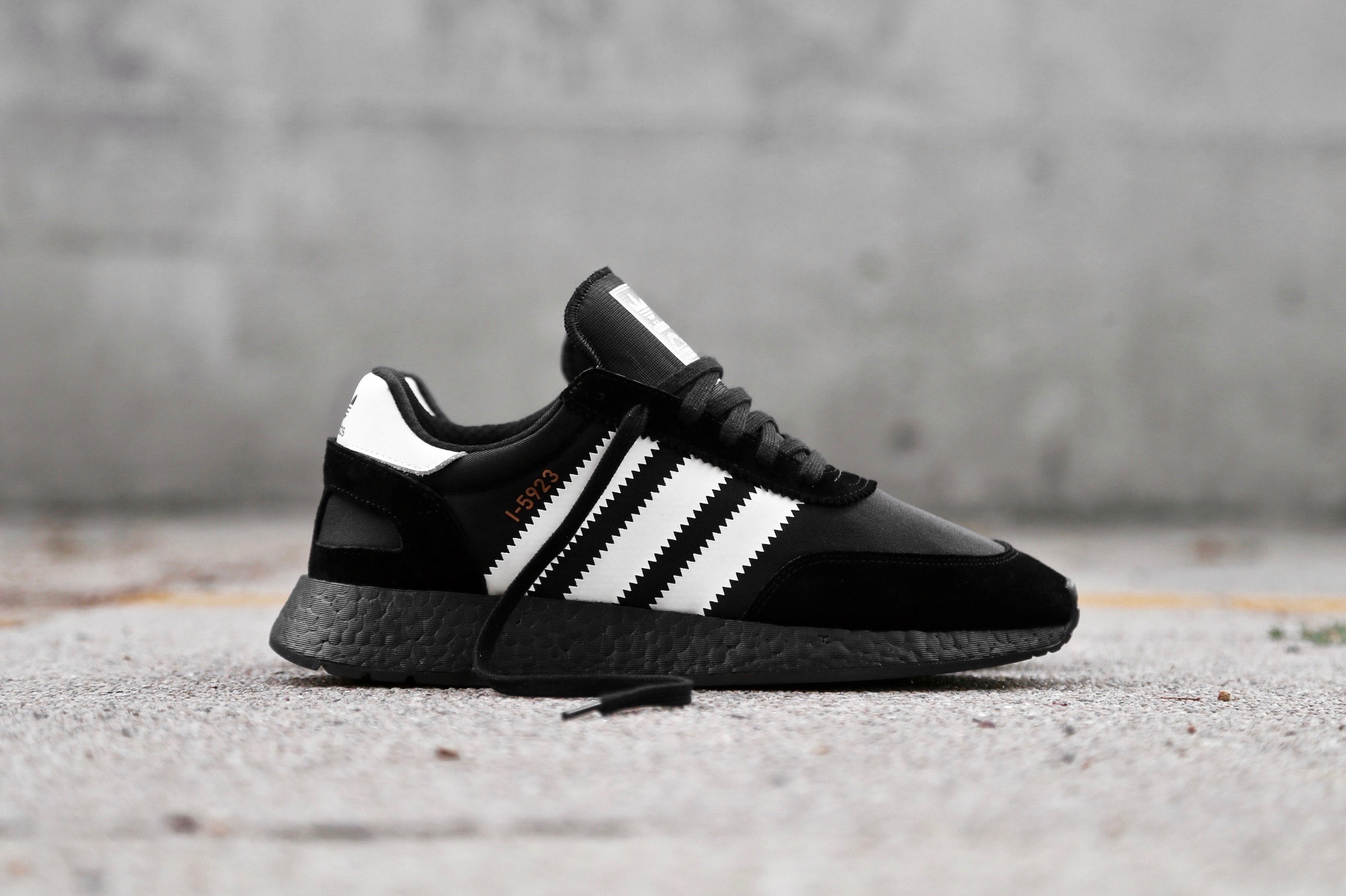 best sneakers 03e4d ca9e8 adidas Originals I-5923 – Core Black  Ftwr White  Copper Met