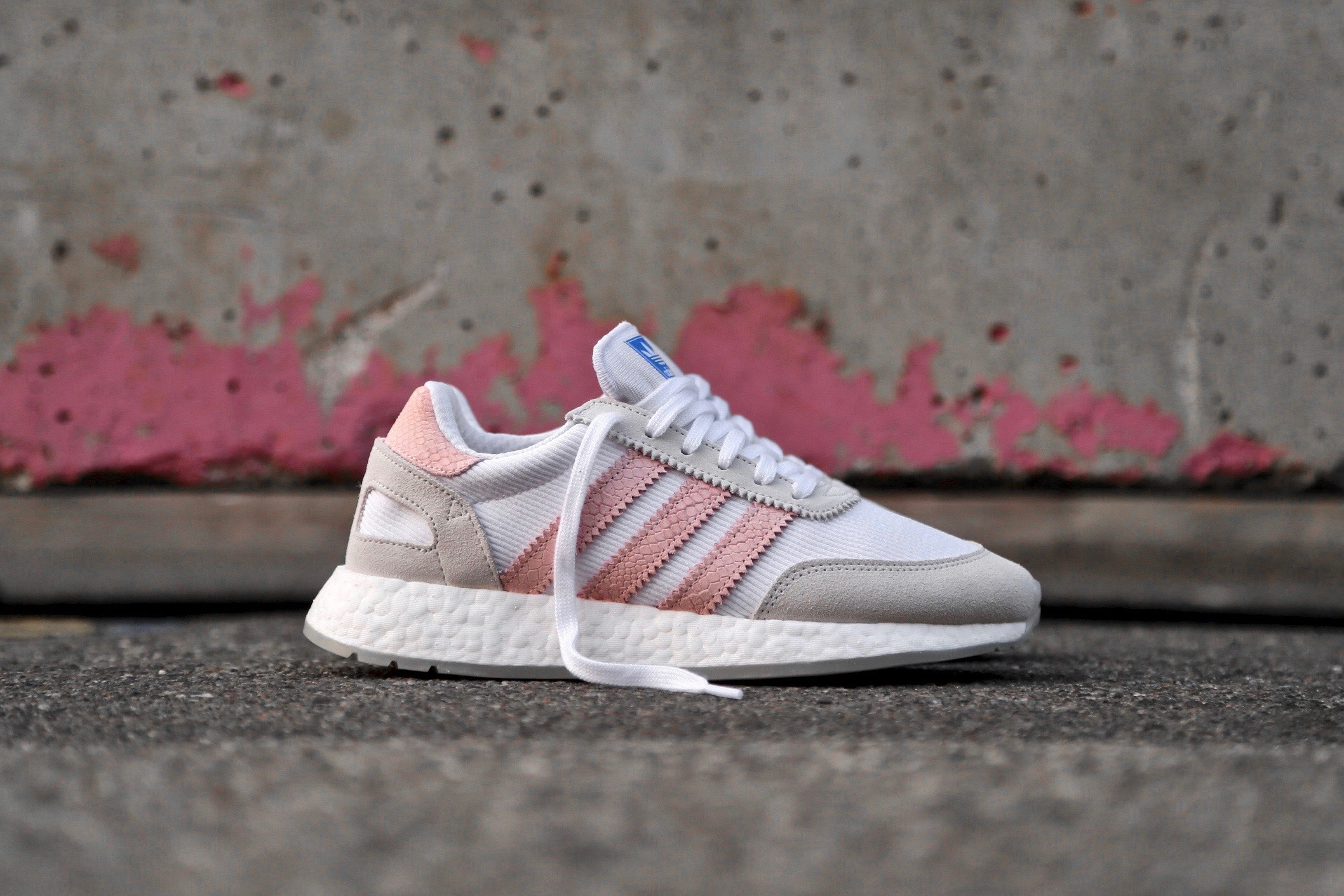 adidas Originals I 5923 W Ftwr White Icey Pink Crystal White