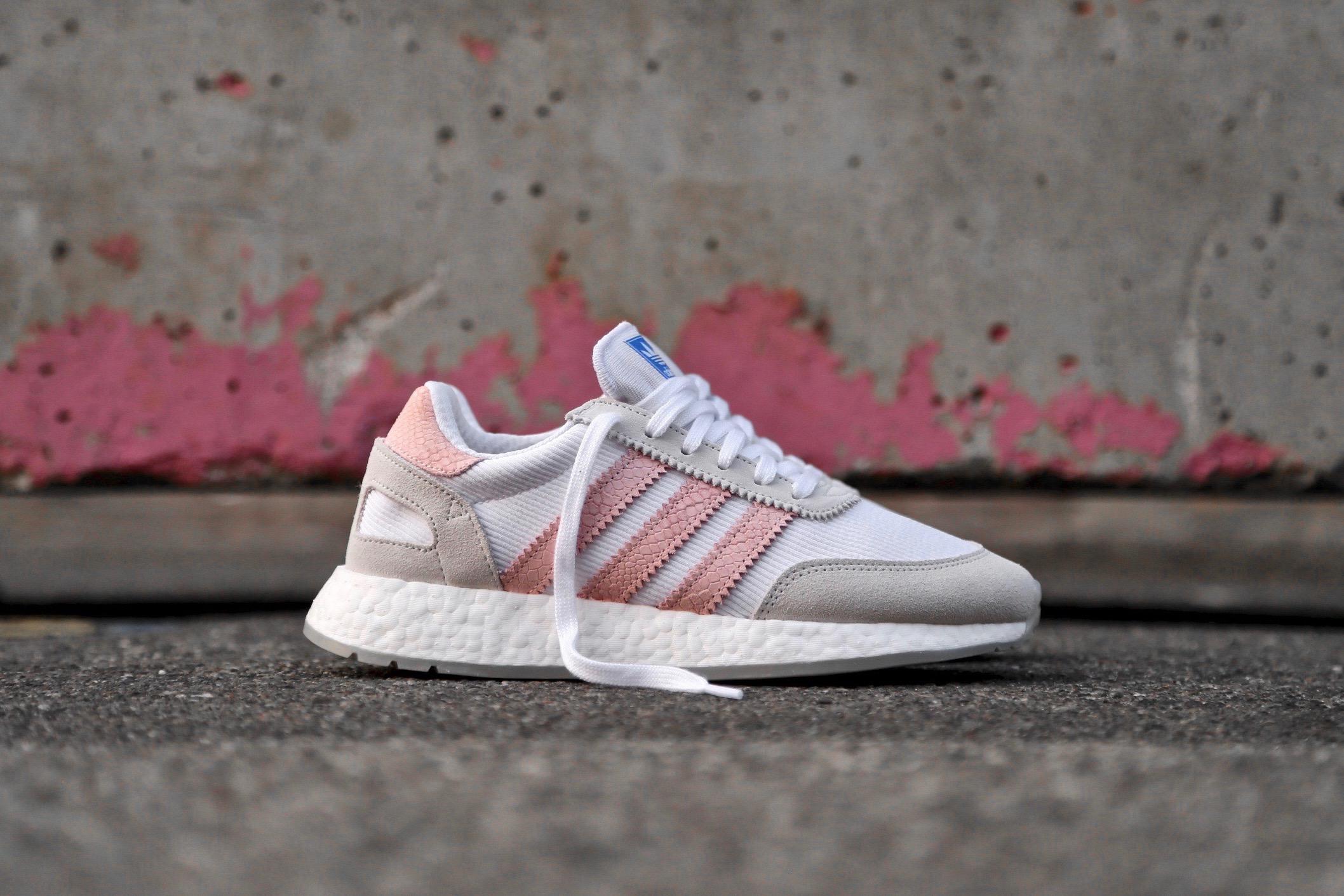 on sale 23b4e 144f0 adidas Originals I-5923 W – Ftwr White   Icey Pink   Crystal White ...