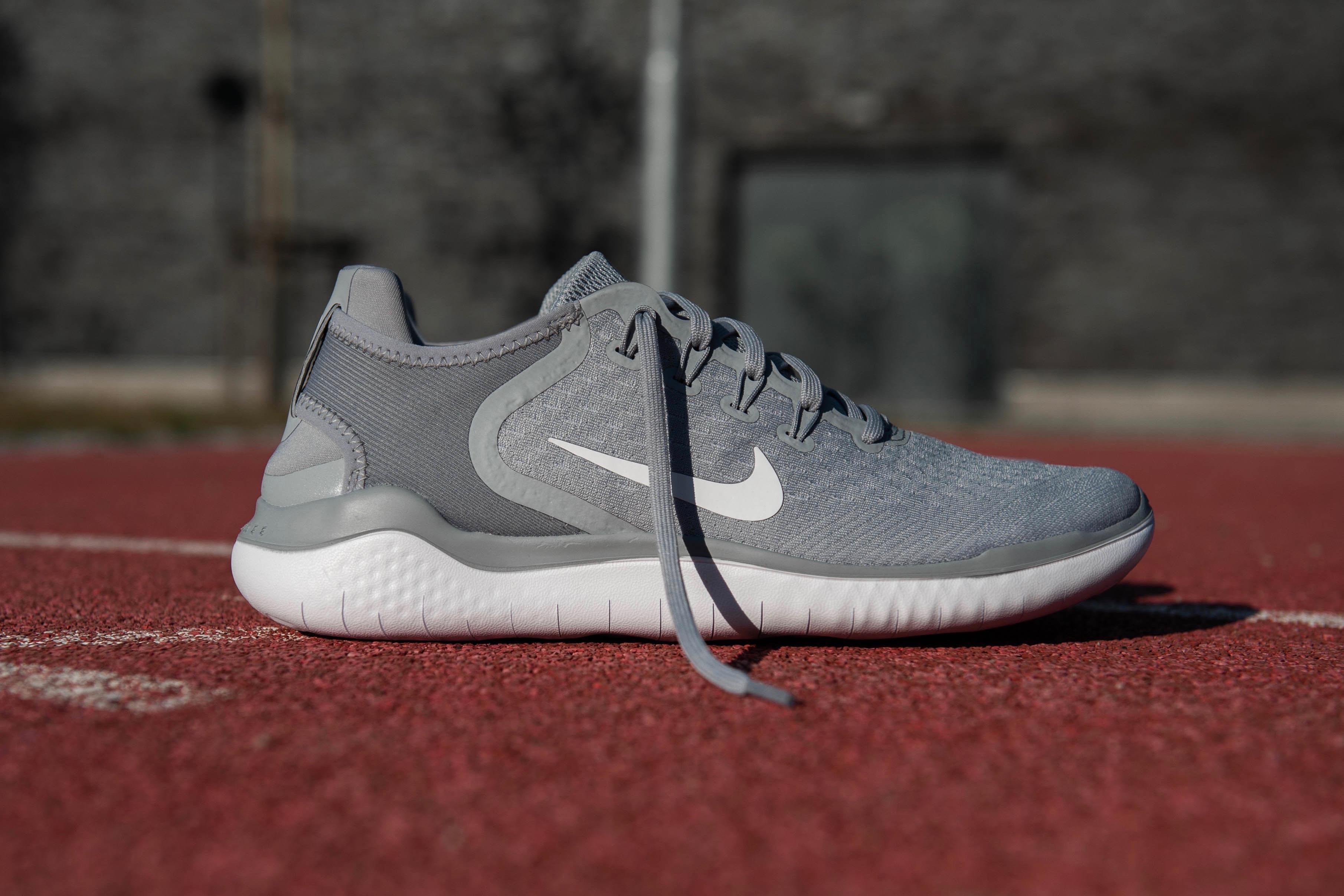 14d5c23a0c7b Nike Free RN 2018 – Wolf Grey   White   Volt – STASP