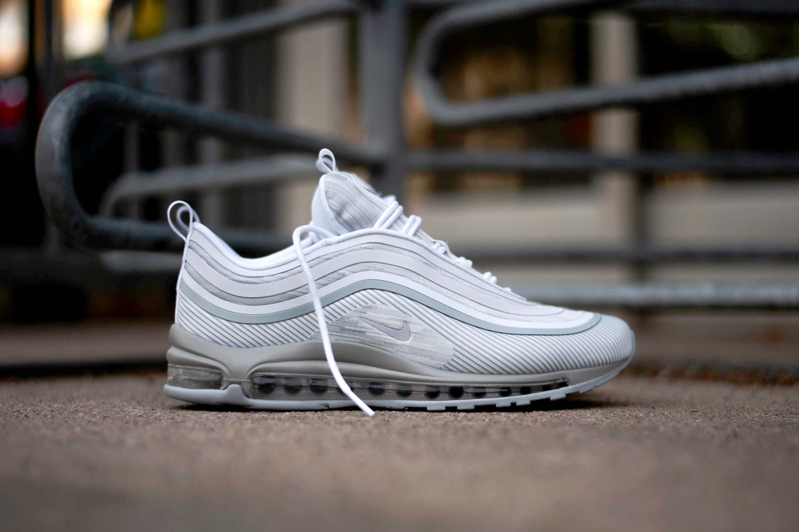 info for b3b51 c26a8 Nike Air Max 97 UL '17 - Pure Platinum