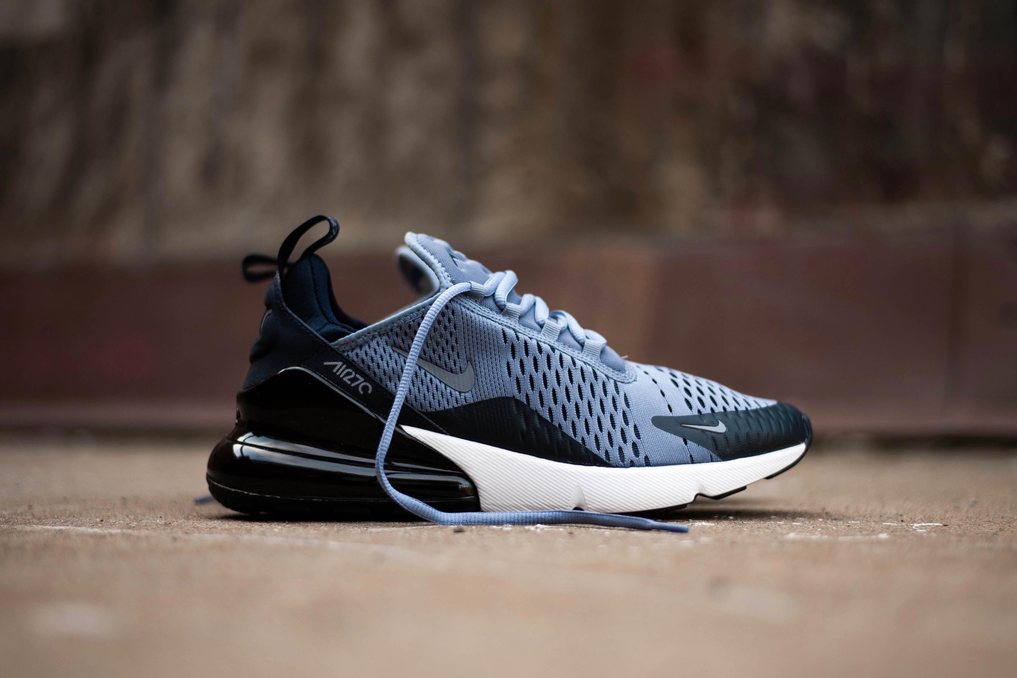 f50d526825 Nike Air Max 270 – Ashen Slate / Black / Dark Obsidian – STASP