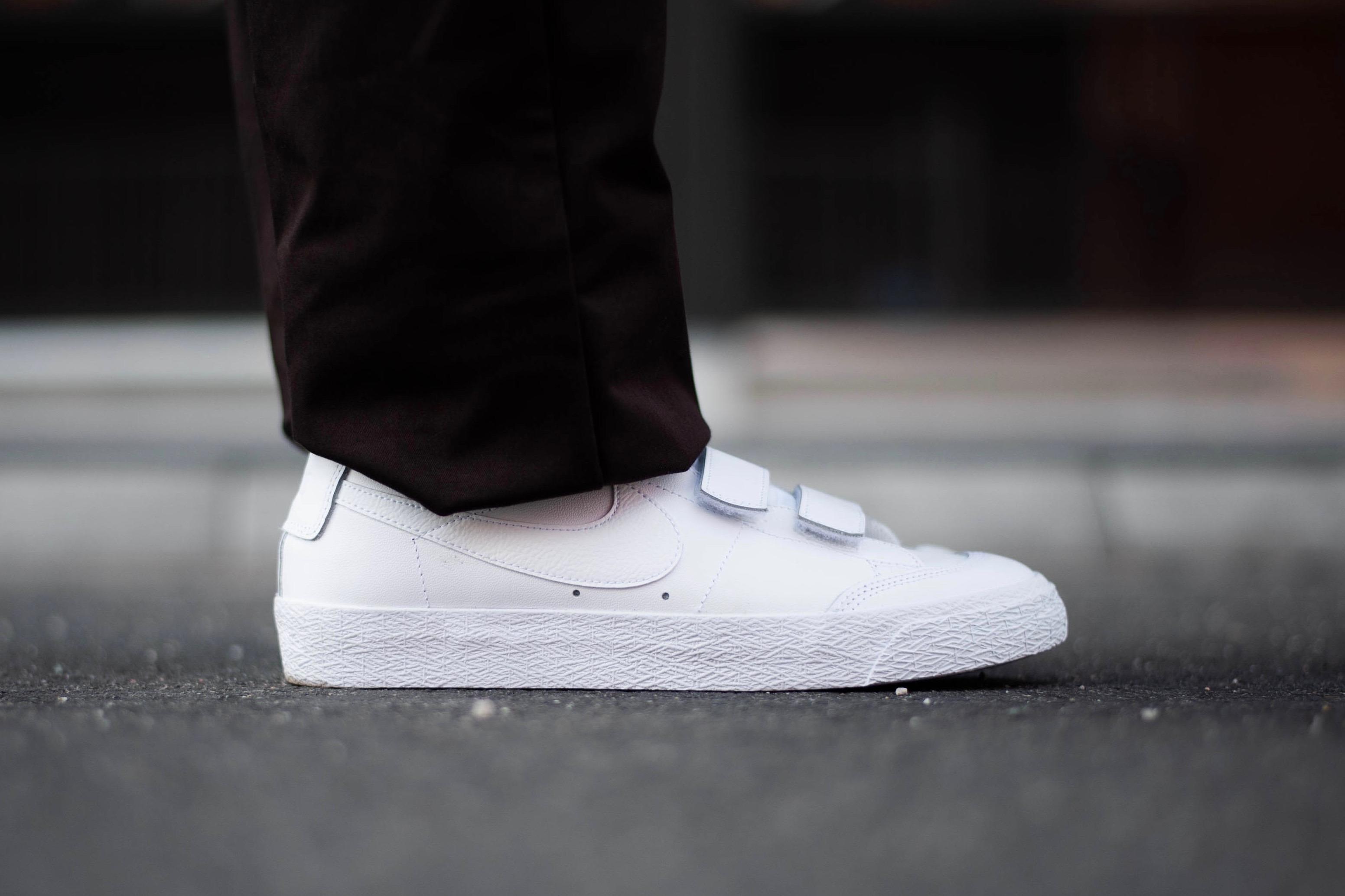 sneakers for cheap 4ca60 a92be Nike SB Zoom Blazer AC XT – White – STASP