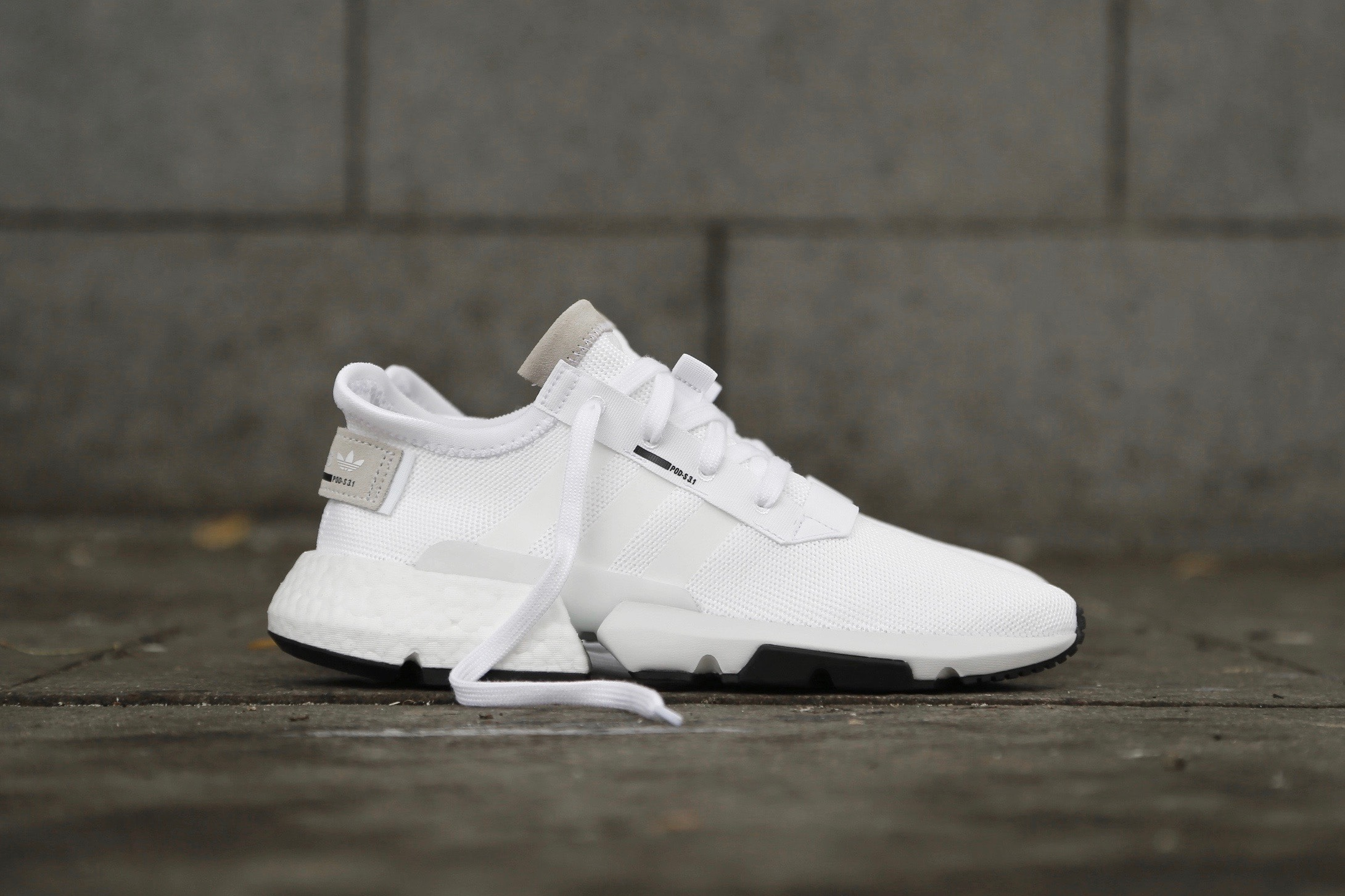 adidas Originals POD S3.1 Ftwr White Ftwr White Core Black