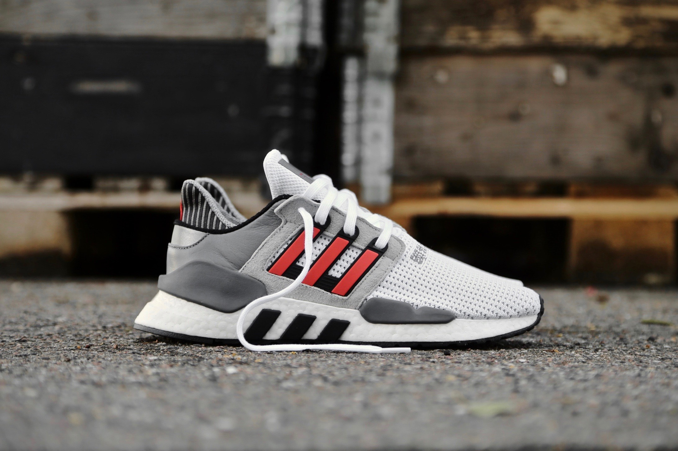 adidas originals eqt support 9118 � ftwr white hires