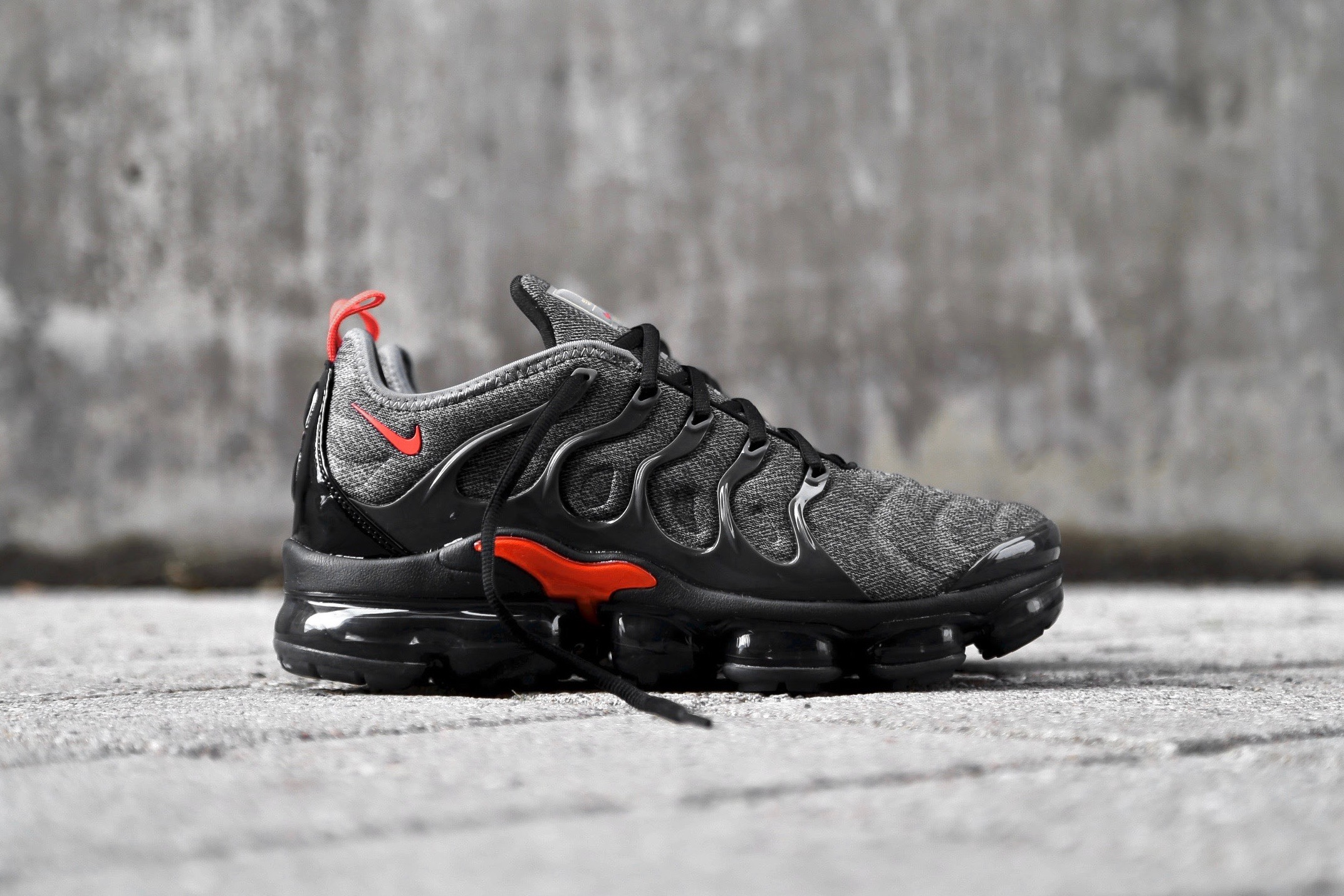 exquisite design best quality new photos Nike Air Vapormax Plus – Cool Grey / University Gold / Team Orange ...