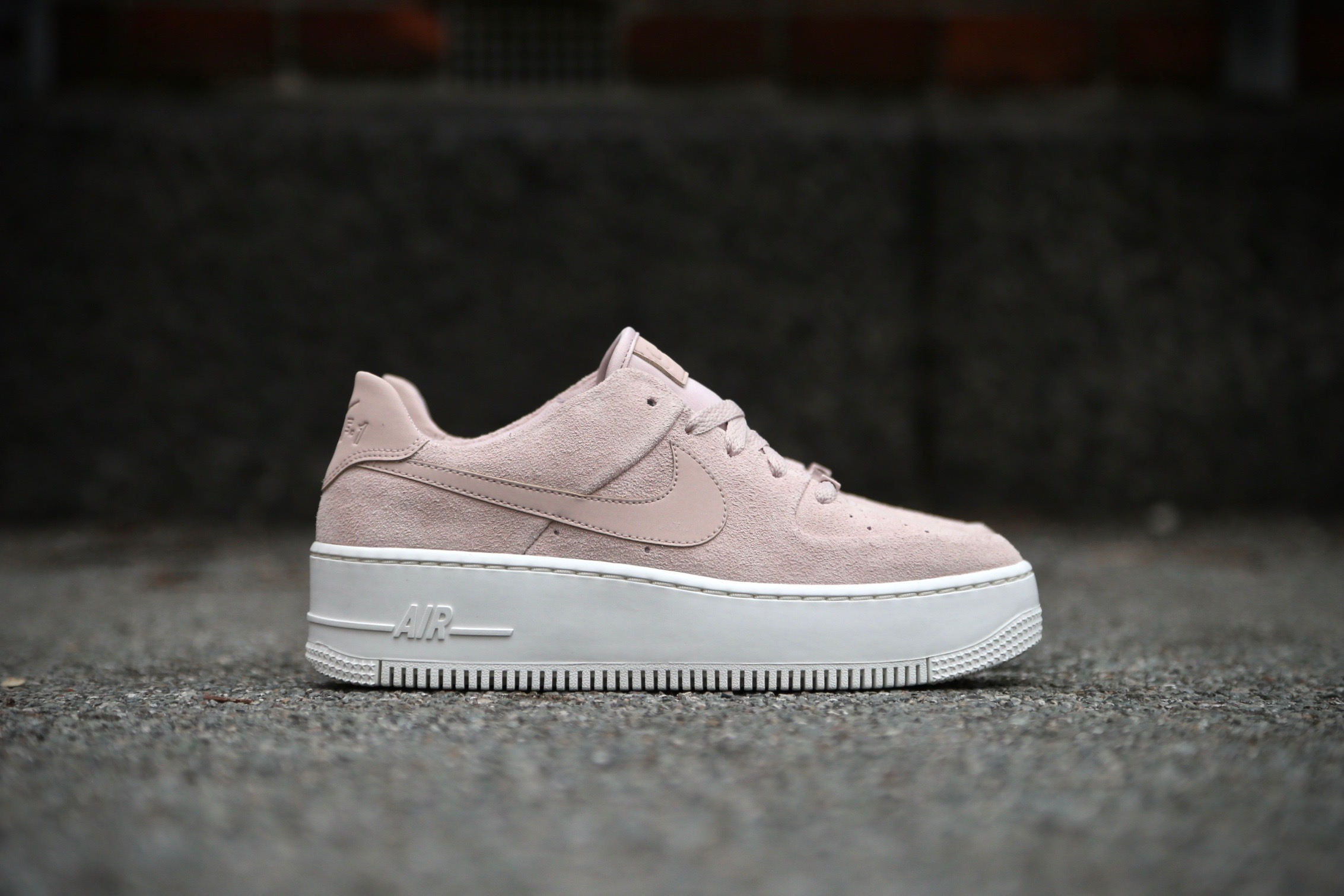 84b4b06c5 Nike W Air Force 1 Sage Low – Particle Beige   Phantom – STASP