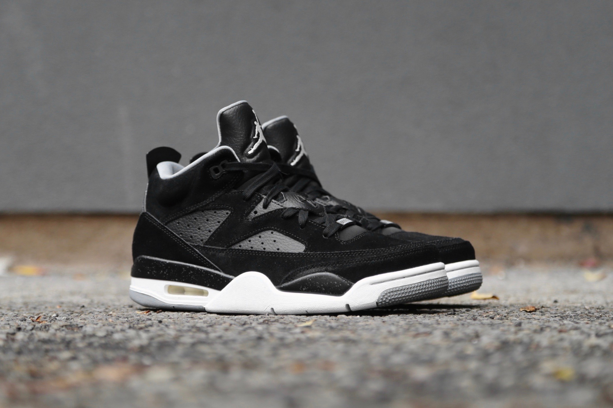 separation shoes a7cef 03aa9 Jordan Son Of Mars Low – Black   Particle Grey   Iron Grey   White ...