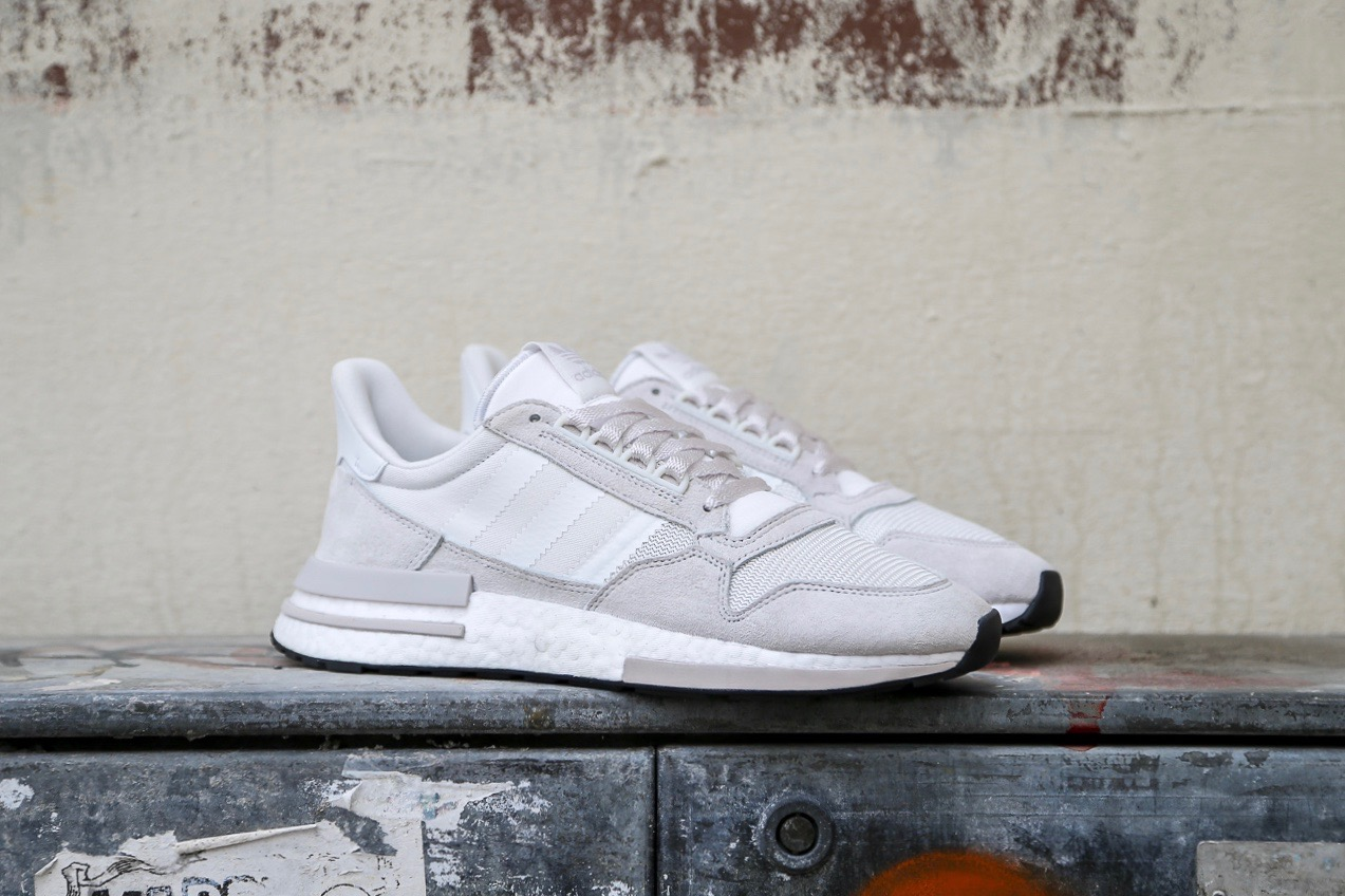 timeless design b5880 3ec55 adidas Originals ZX 500 RM - Cloud White / Ftwr White