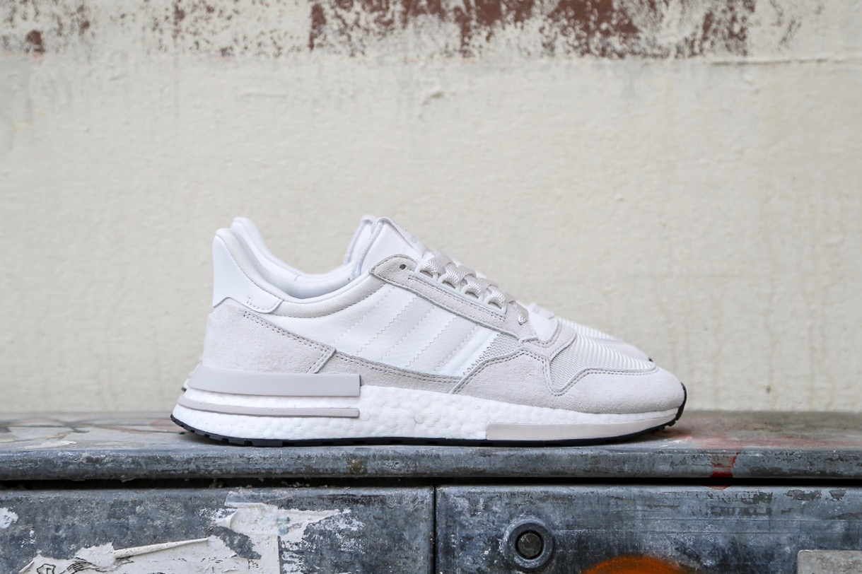 Adidas Originals ZX 500 RM Cloud White | B42226 - Naked