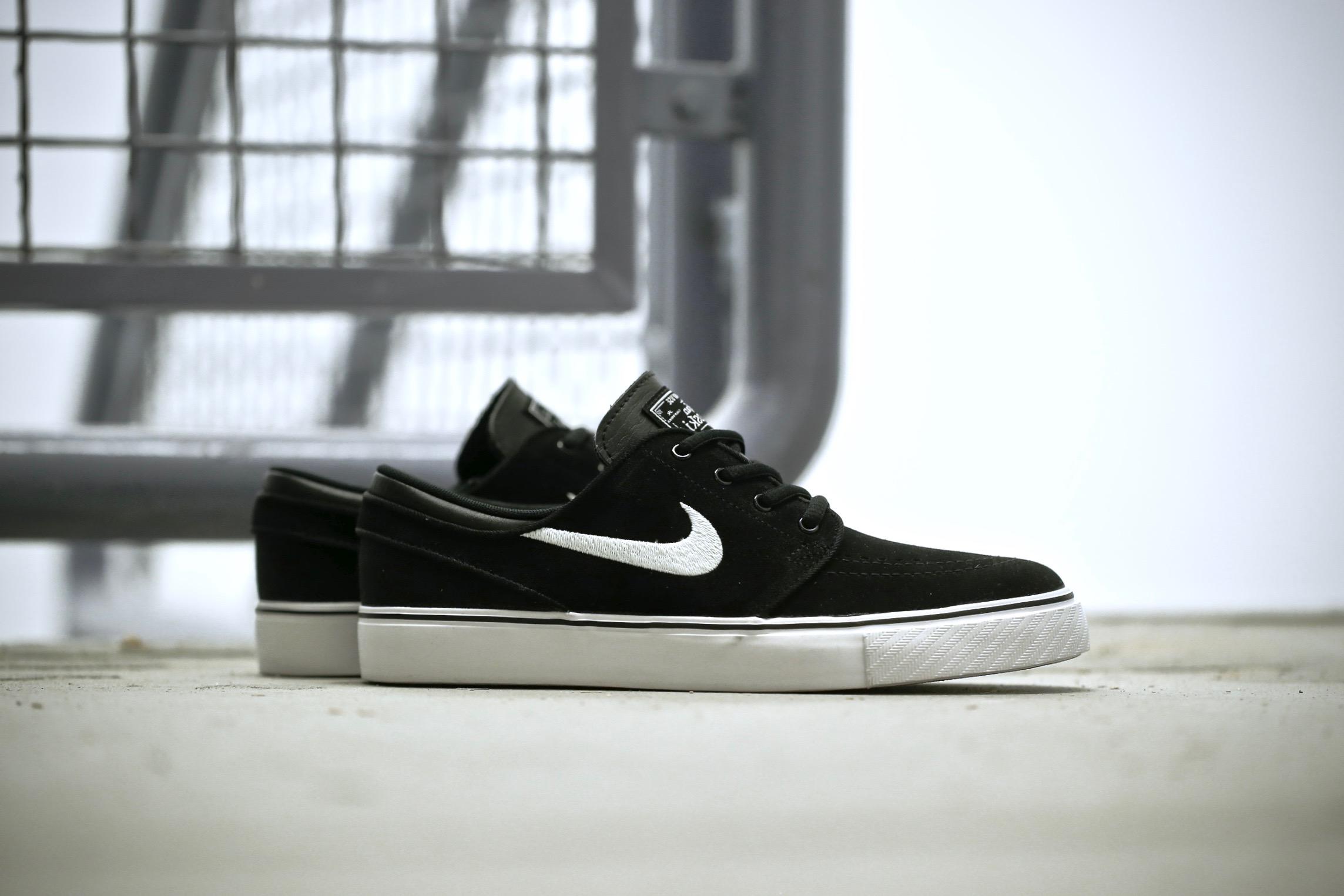 047b806e71f Nike SB Zoom Stefan Janoski – Black White – STASP