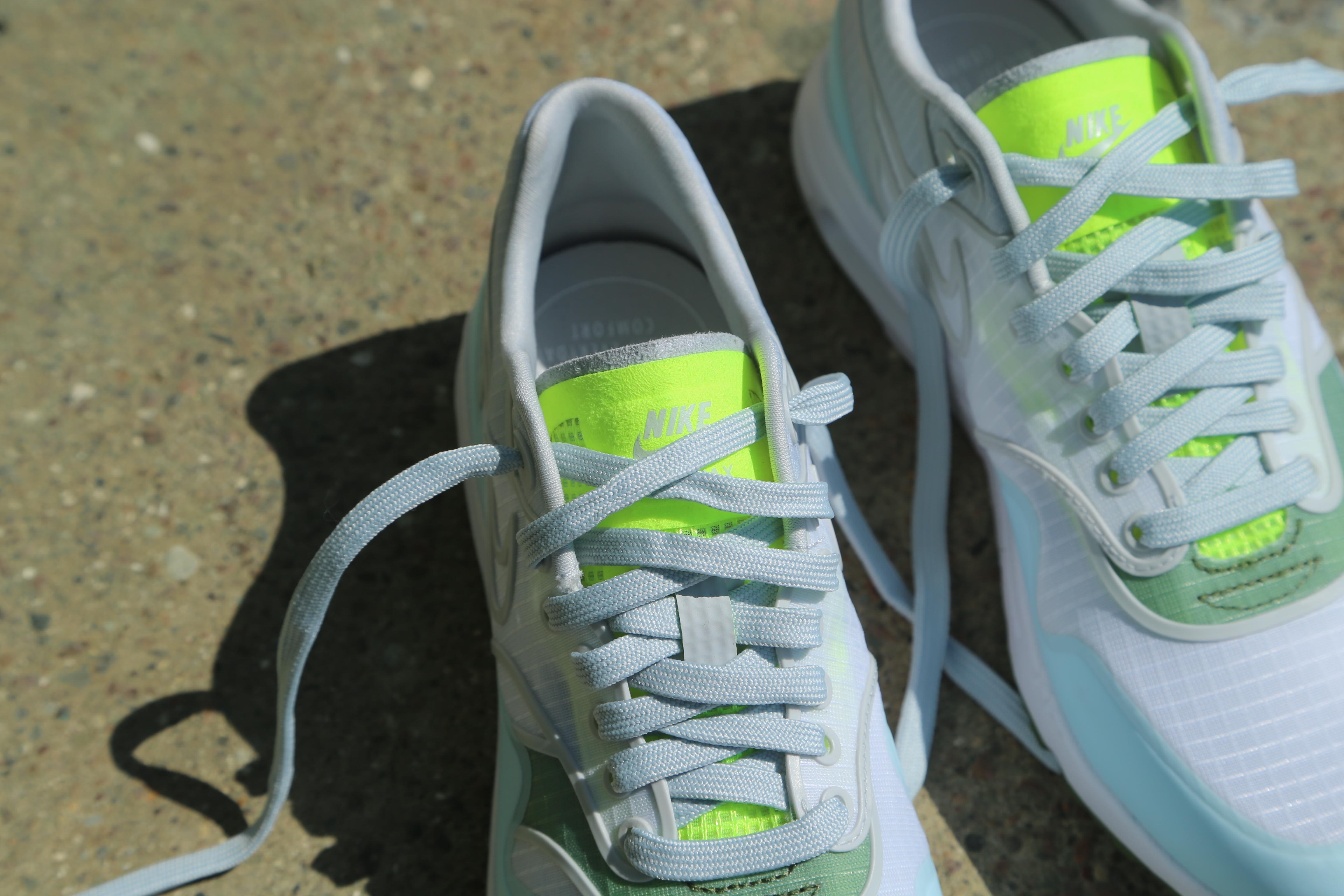 Nike W Air Max 1 Ultra 2.0 SI White Pura Platinum Volt