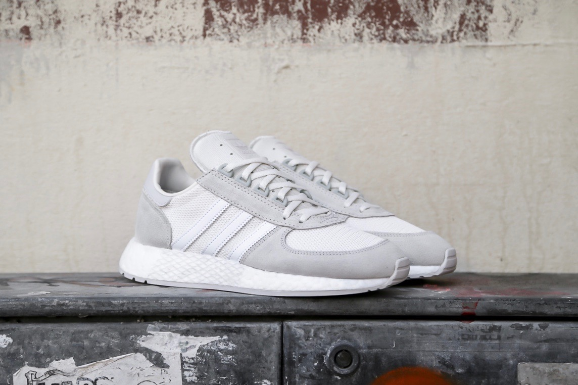 adidas Originals Marathon x 5923 Cloud White Ftwr White Grey