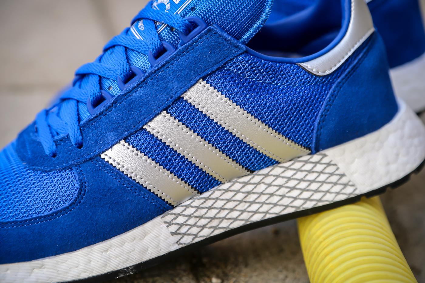 adidas Originals Marathon x 5923 Blue Silver Metallic Collegiate Royal