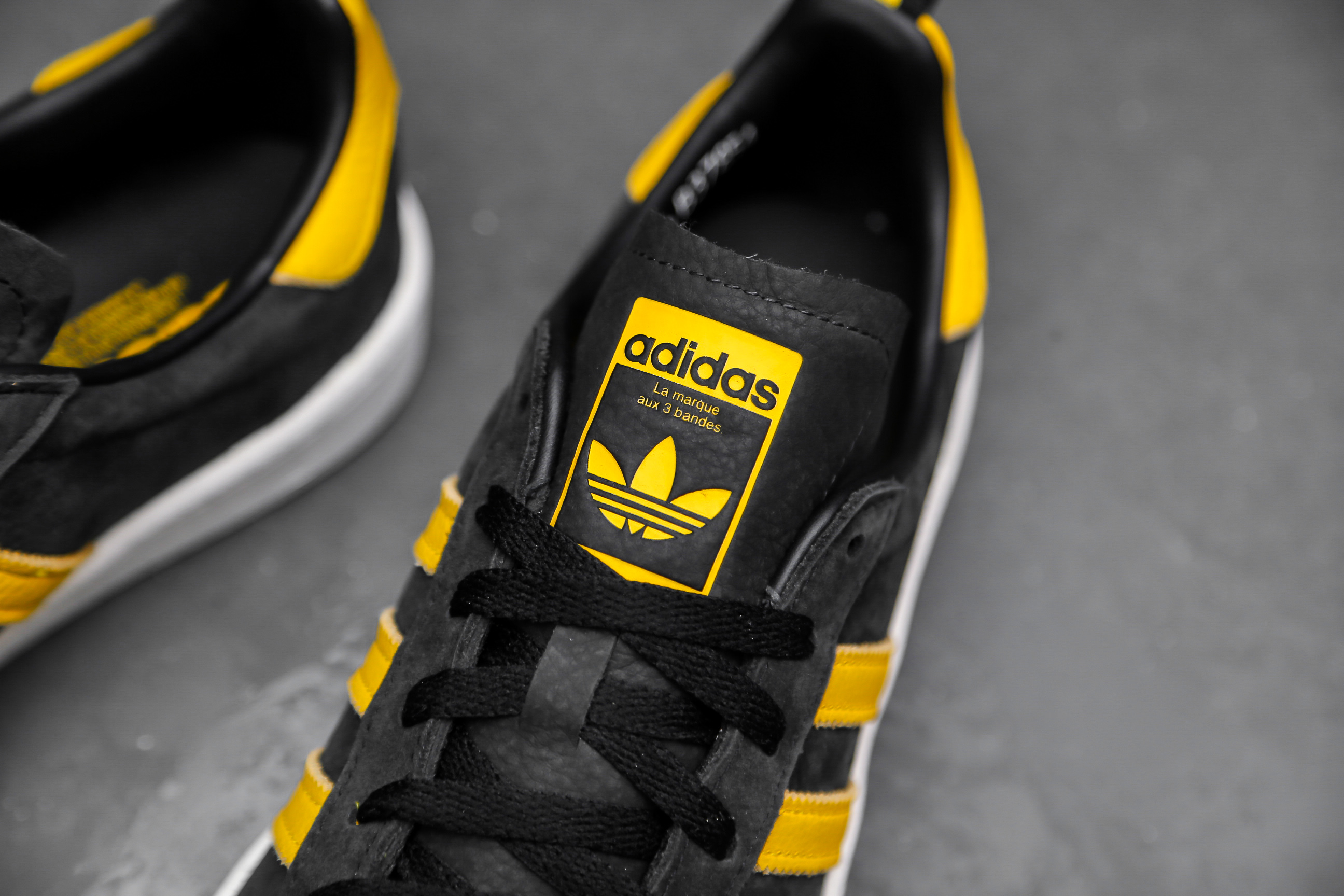 adidas Originals Campus – Core Black