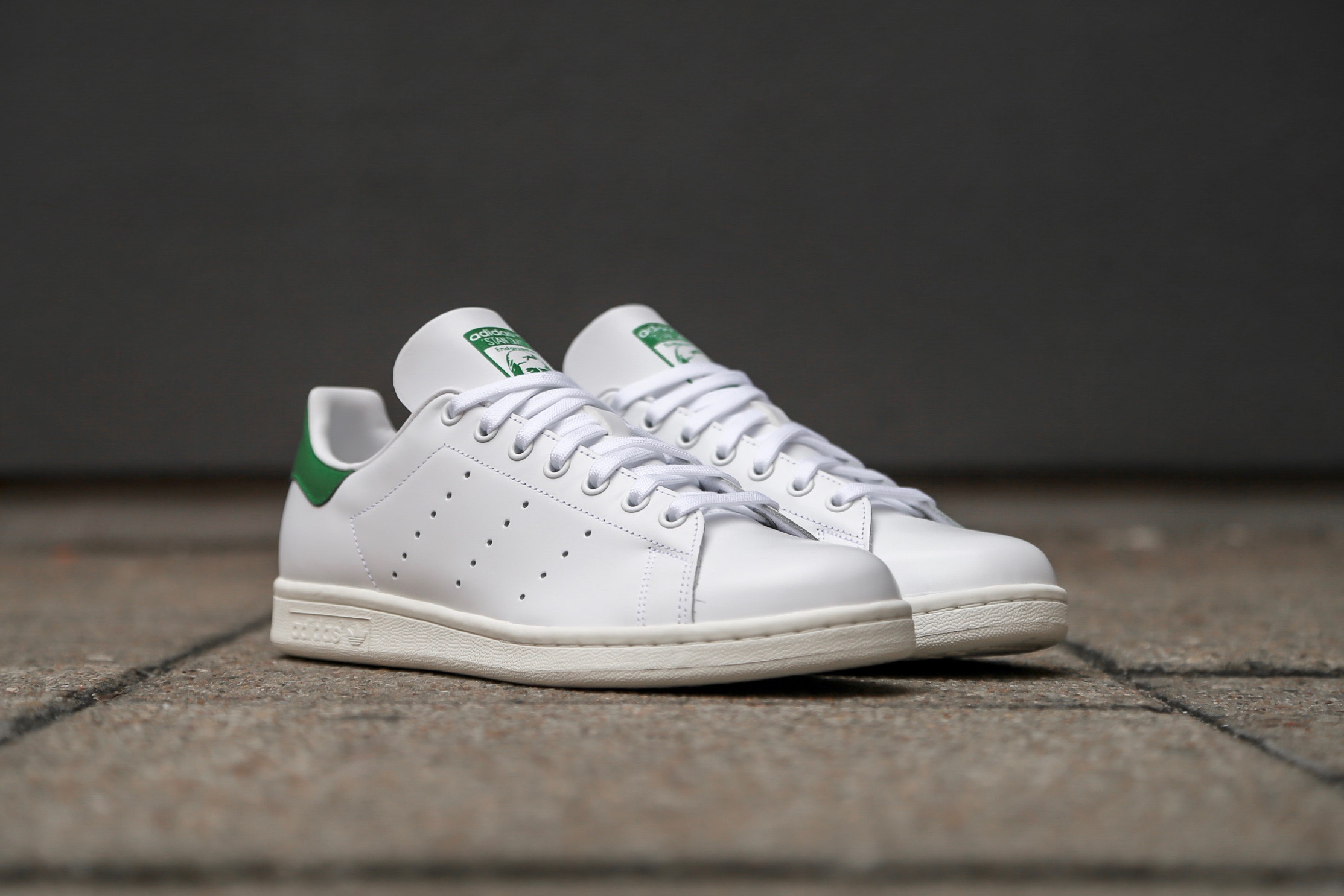 d626a51c4 adidas Originals Stan Smith – Ftwr White   Off White   Bold Green ...