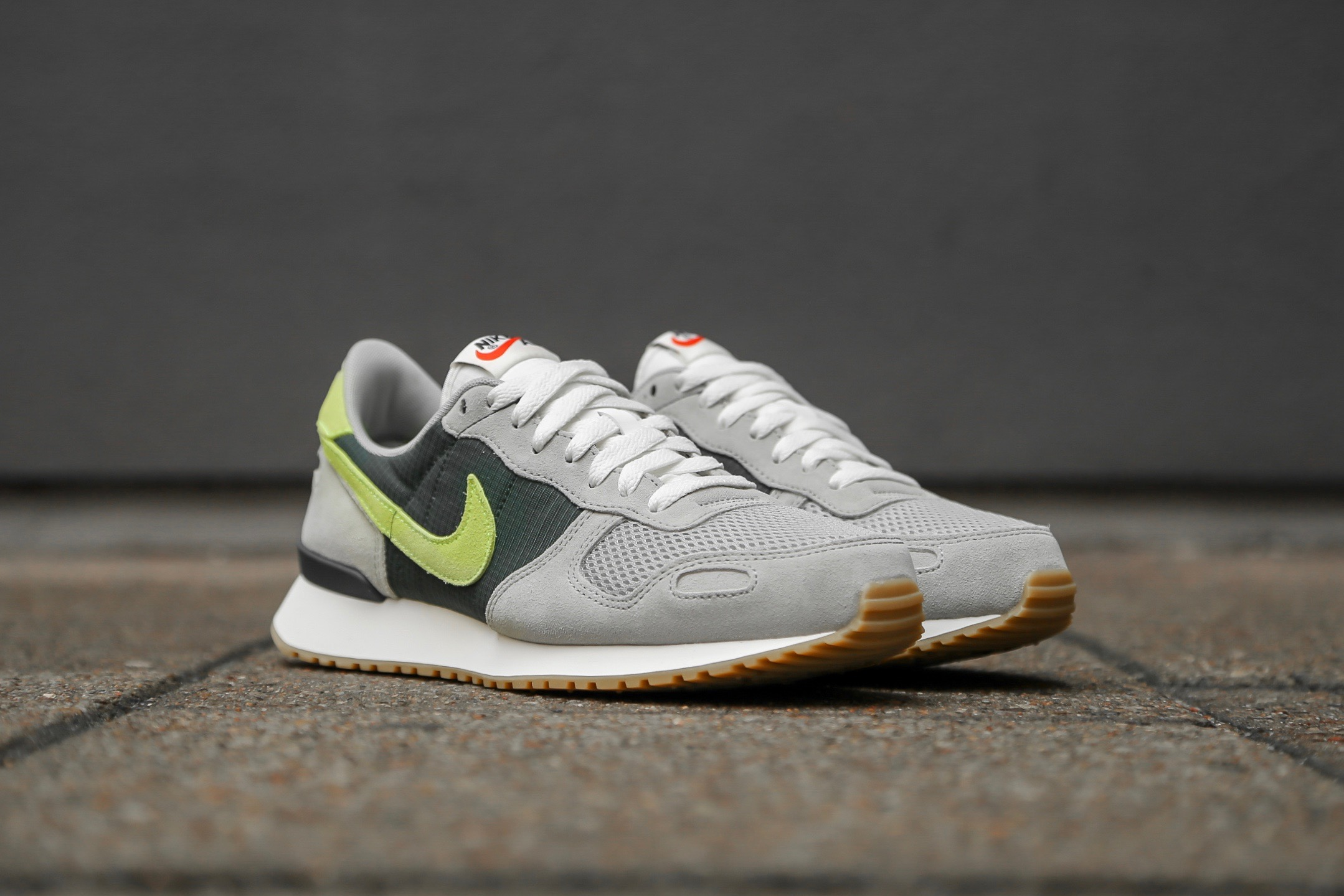 competitive price d0960 21391 Nike Air Vortex – Spruce Fog   Outdoor Green   Sail   Volt Glow – STASP