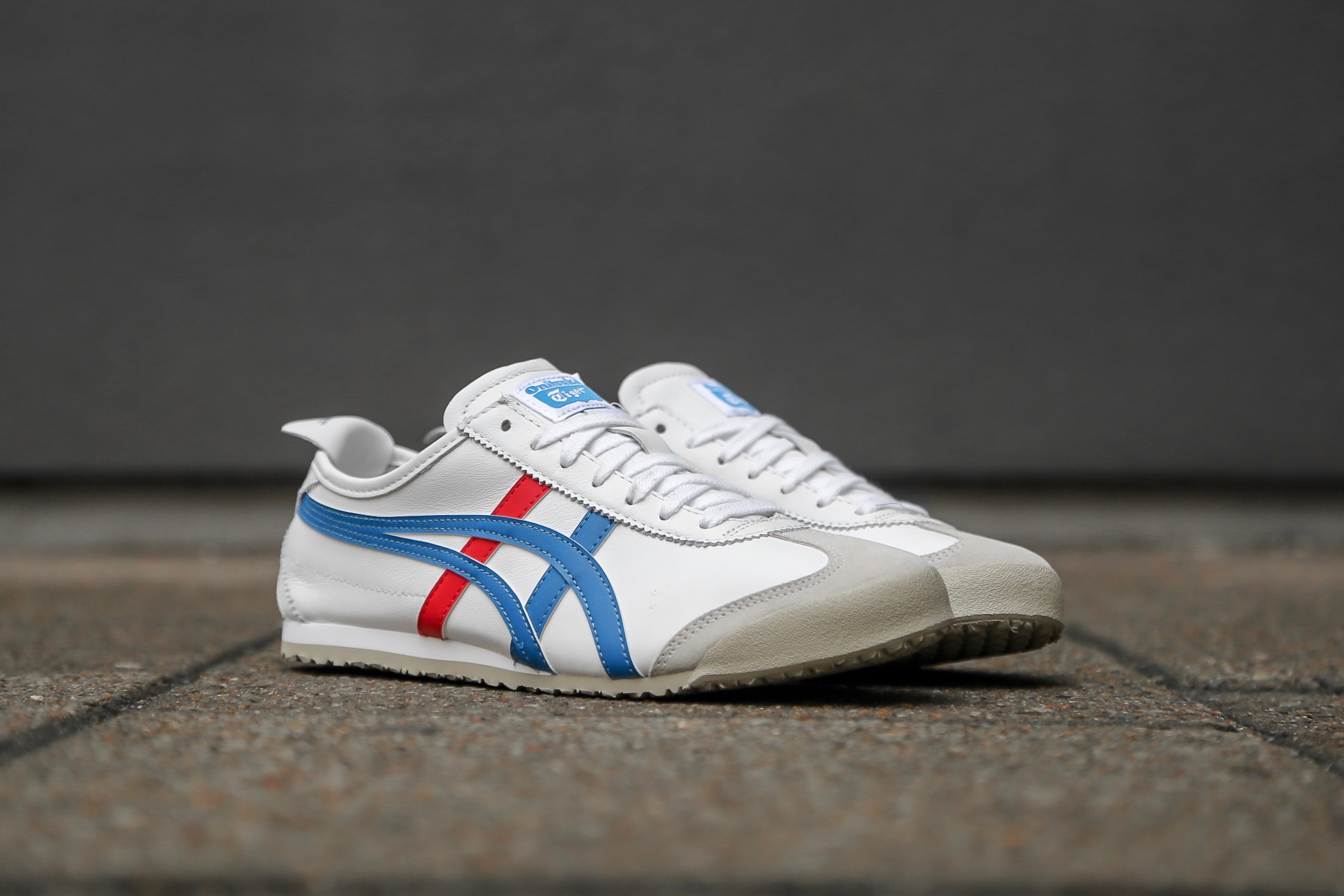 quality design 6e1d7 6f81d Onitsuka Tiger Mexico 66 - White / Blue