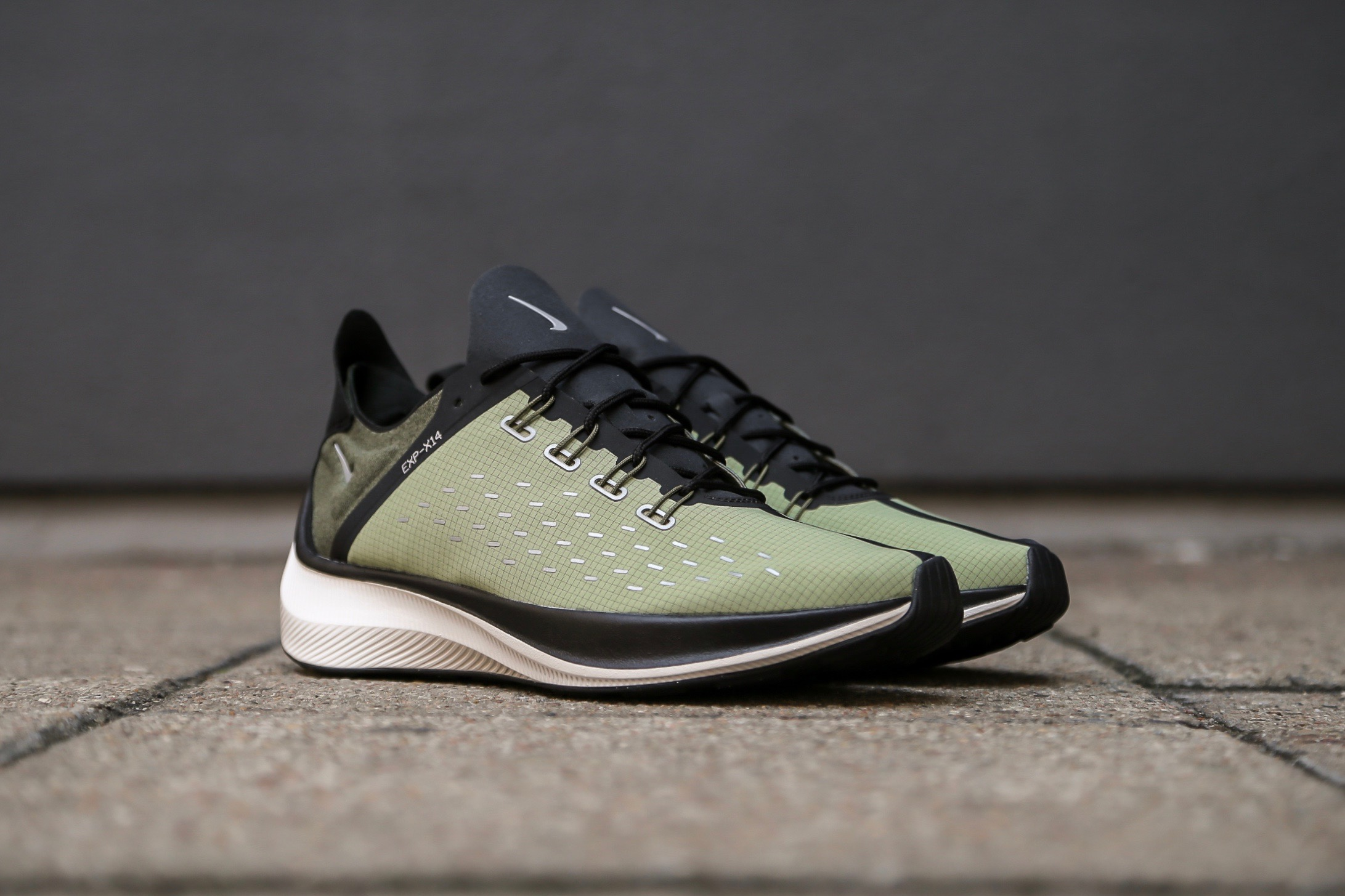 info for 87d7d 2c830 Nike EXP-X14 SE – Black   Medium Olive   Neutral Olive   Light Cream ...