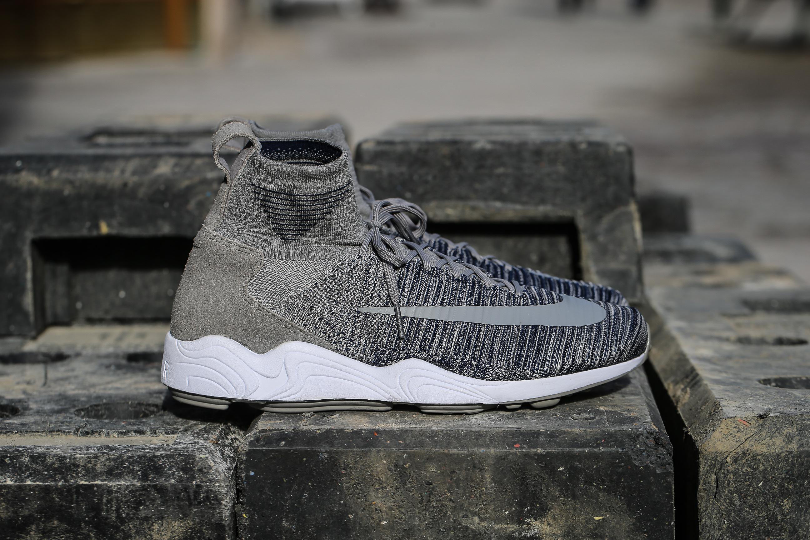 bb326f26a946 Nike Zoom Mercurial XI FK – Light Charcoal   White – STASP